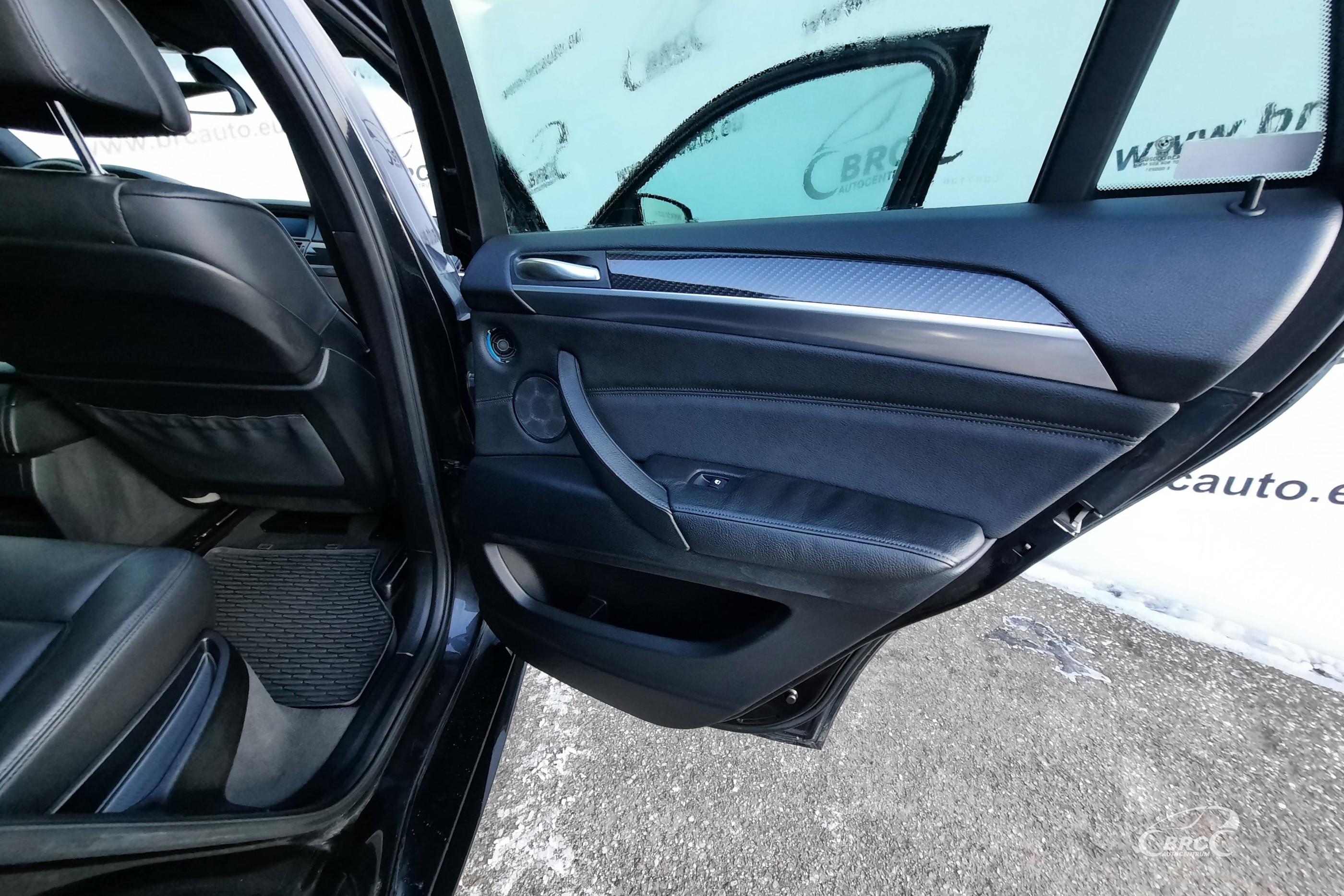BMW X6 35d xDrive M-Sportpaket Automatas