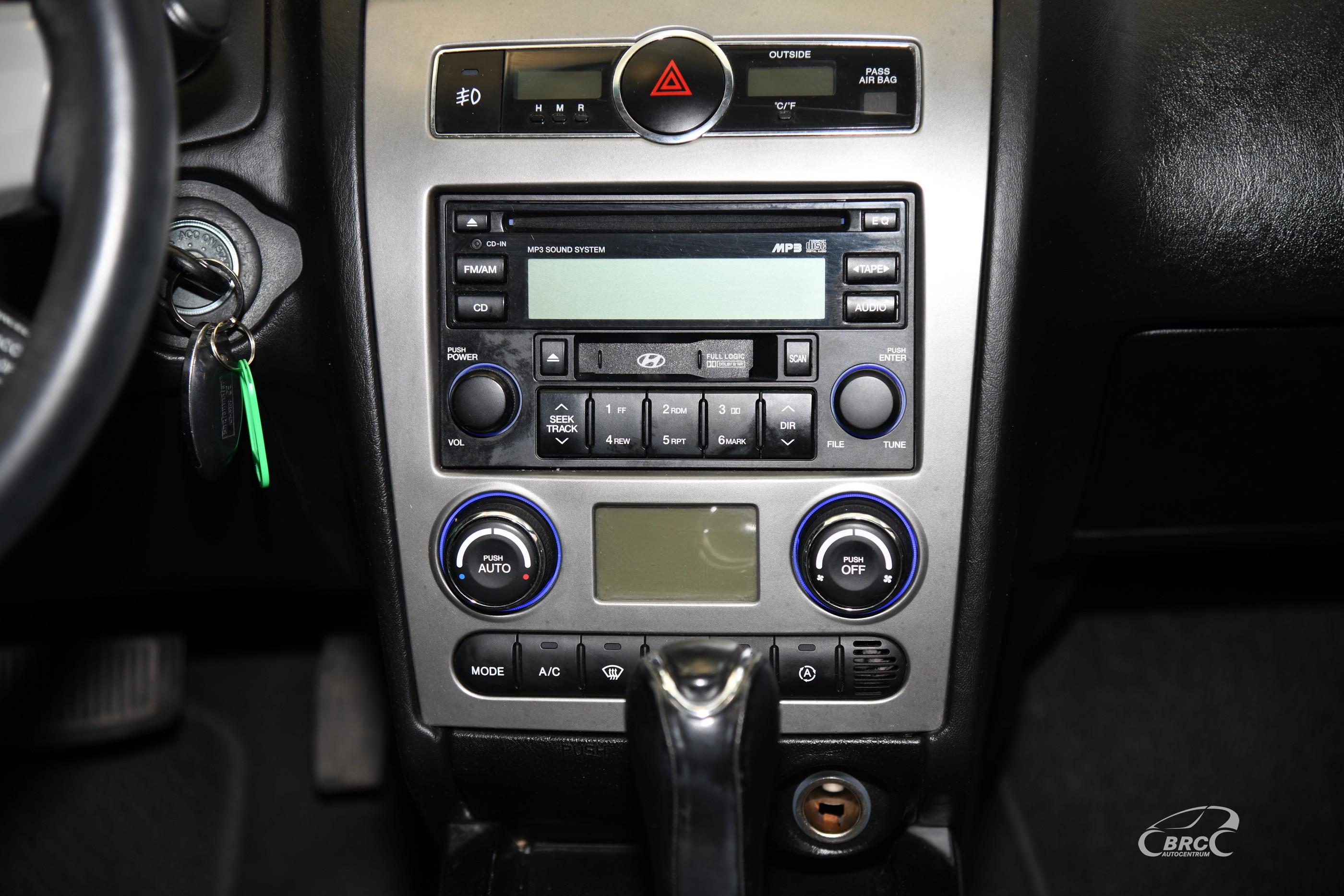 Hyundai Tiburon 2.7 GT V6 LPG Automatas