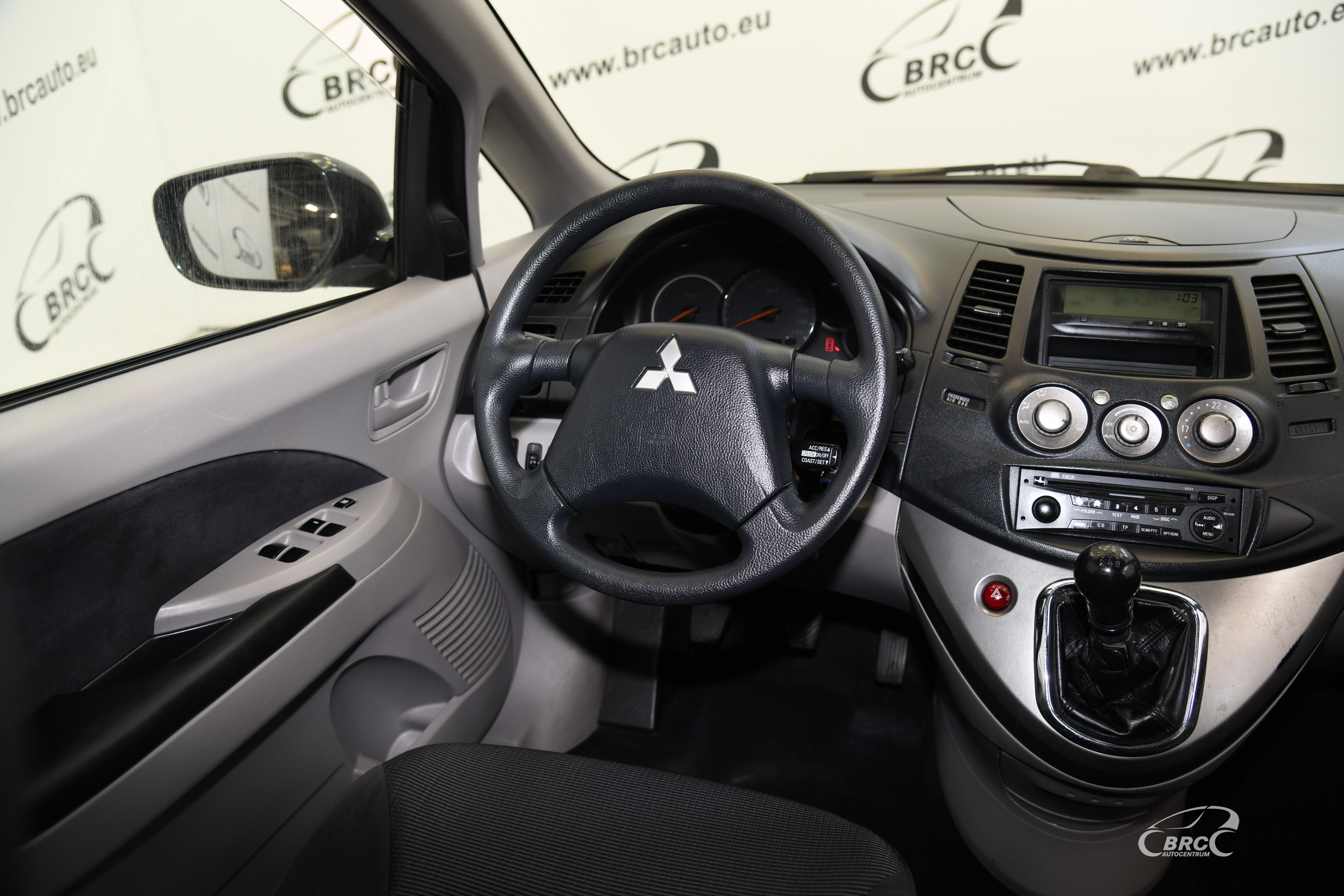 Mitsubishi Grandis 2.0 DID Instyle