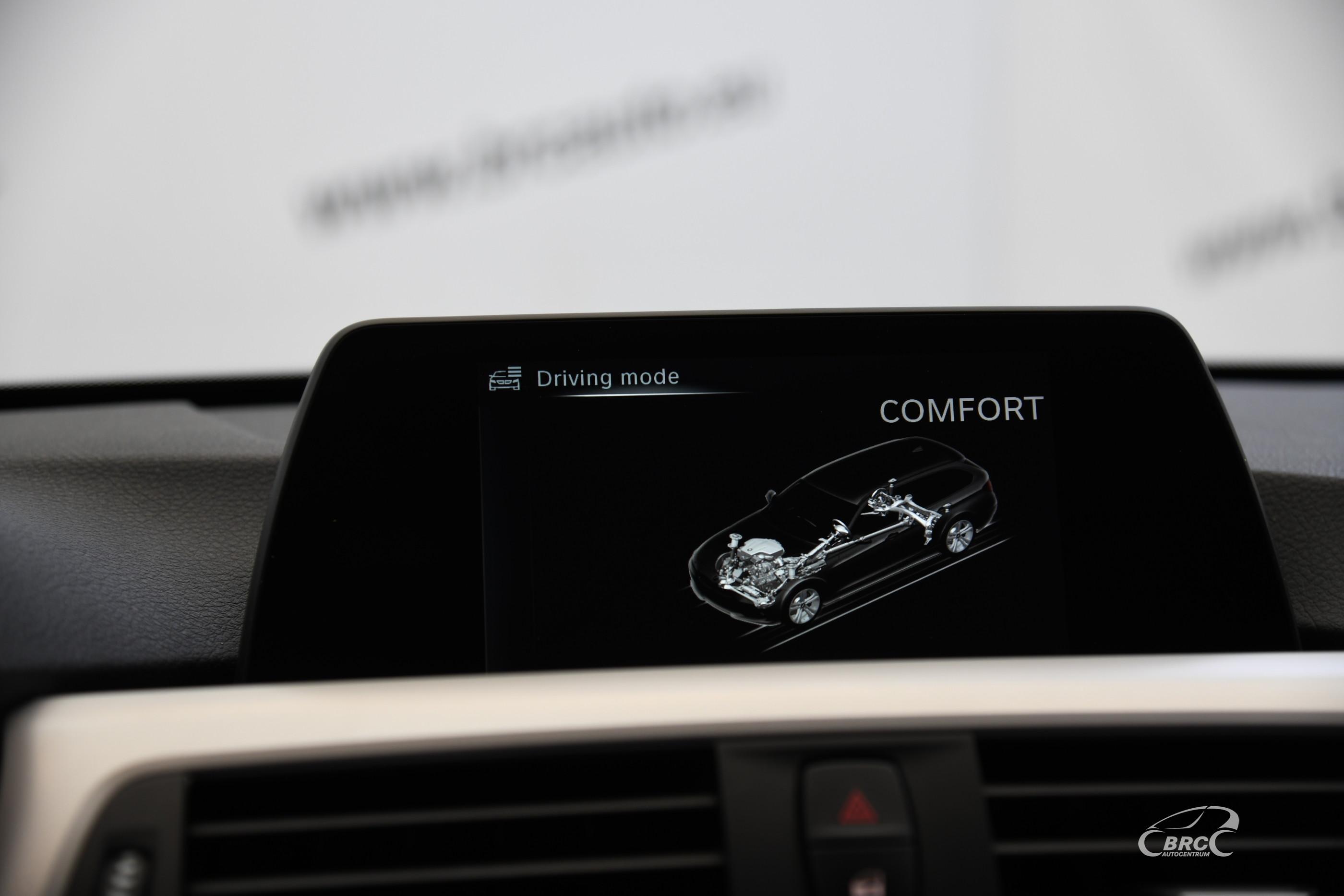 BMW 320 d Touring Automatas