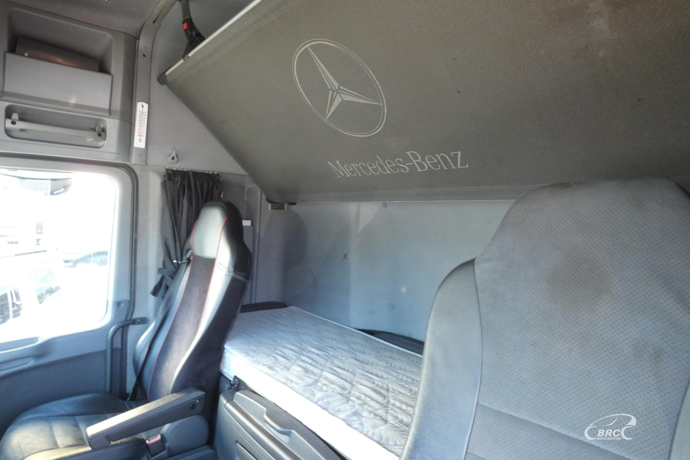 Mercedes-Benz Actros 2548 REF