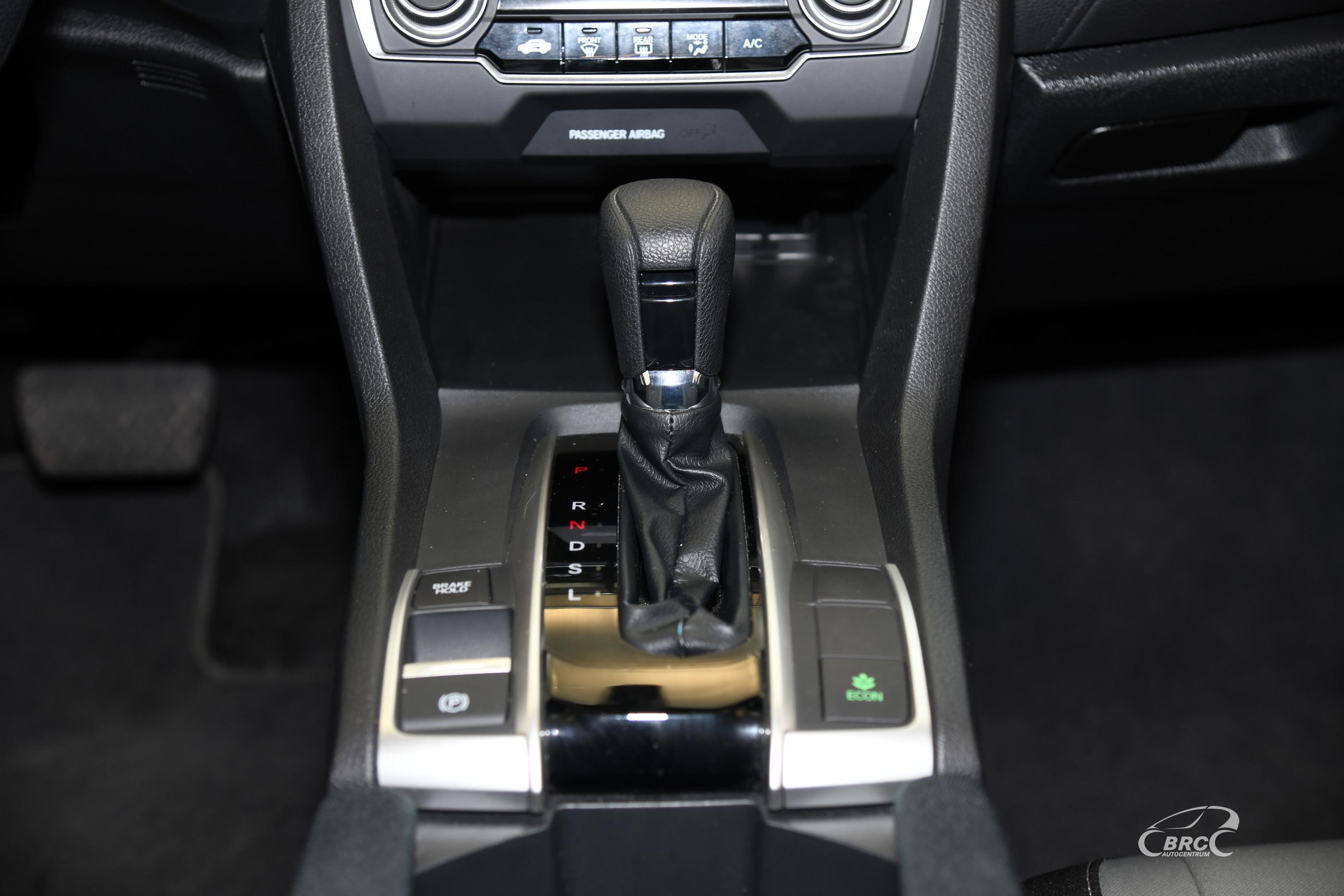 Honda Civic 2.0 V-Tec LX Automatas