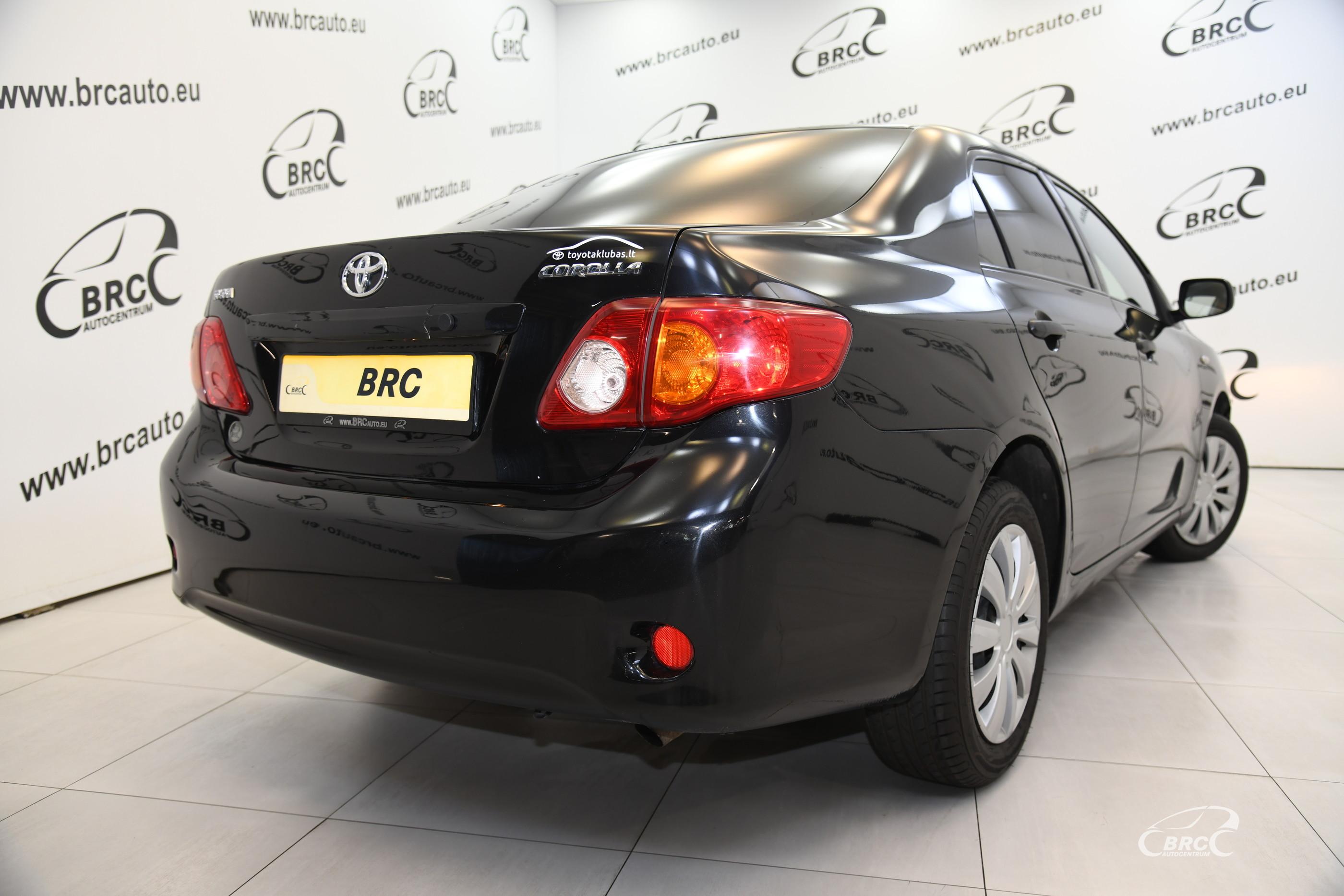 Toyota Corolla 1.4 VVT-i