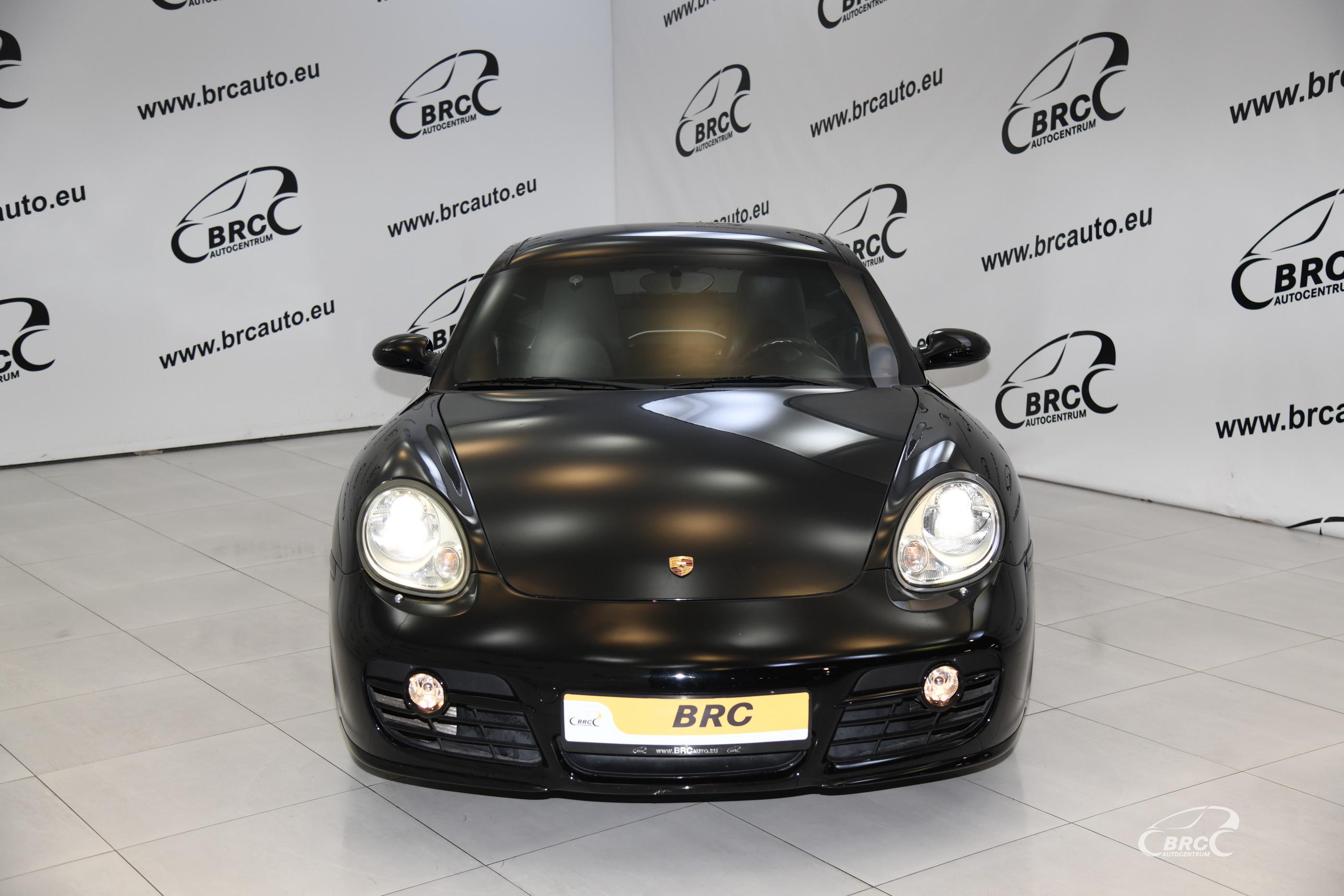 Porsche Cayman S TipTronic Automatas