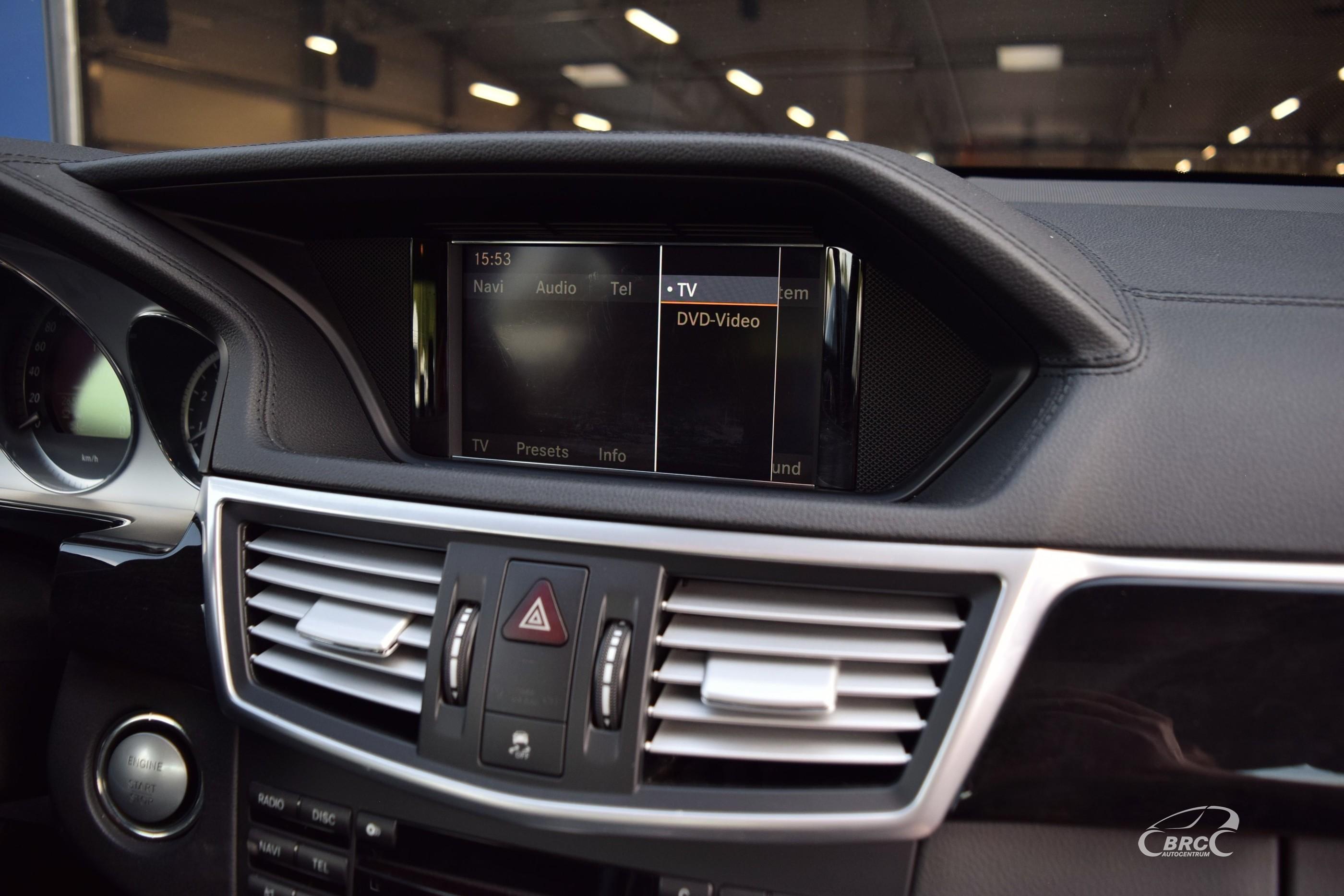 Mercedes-Benz E 500 4Matic