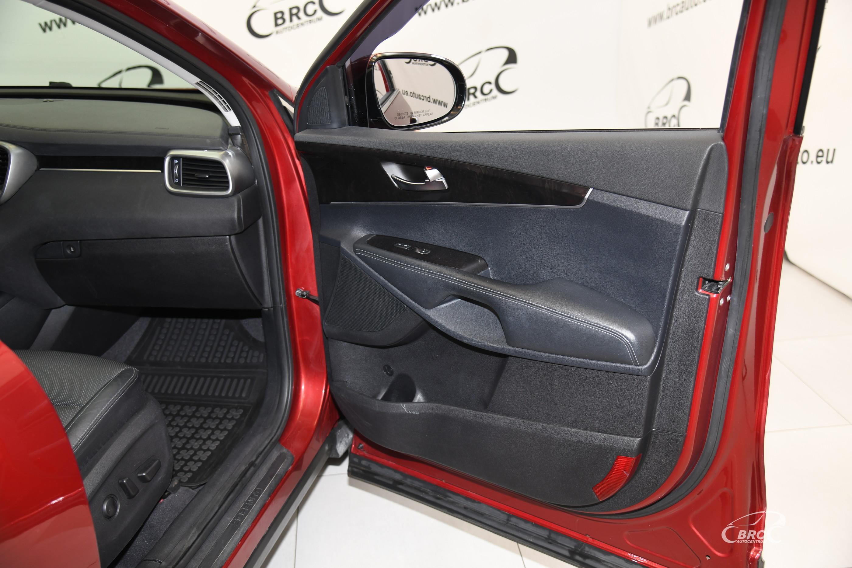 Kia Sorento 3.3 V6 Automatas