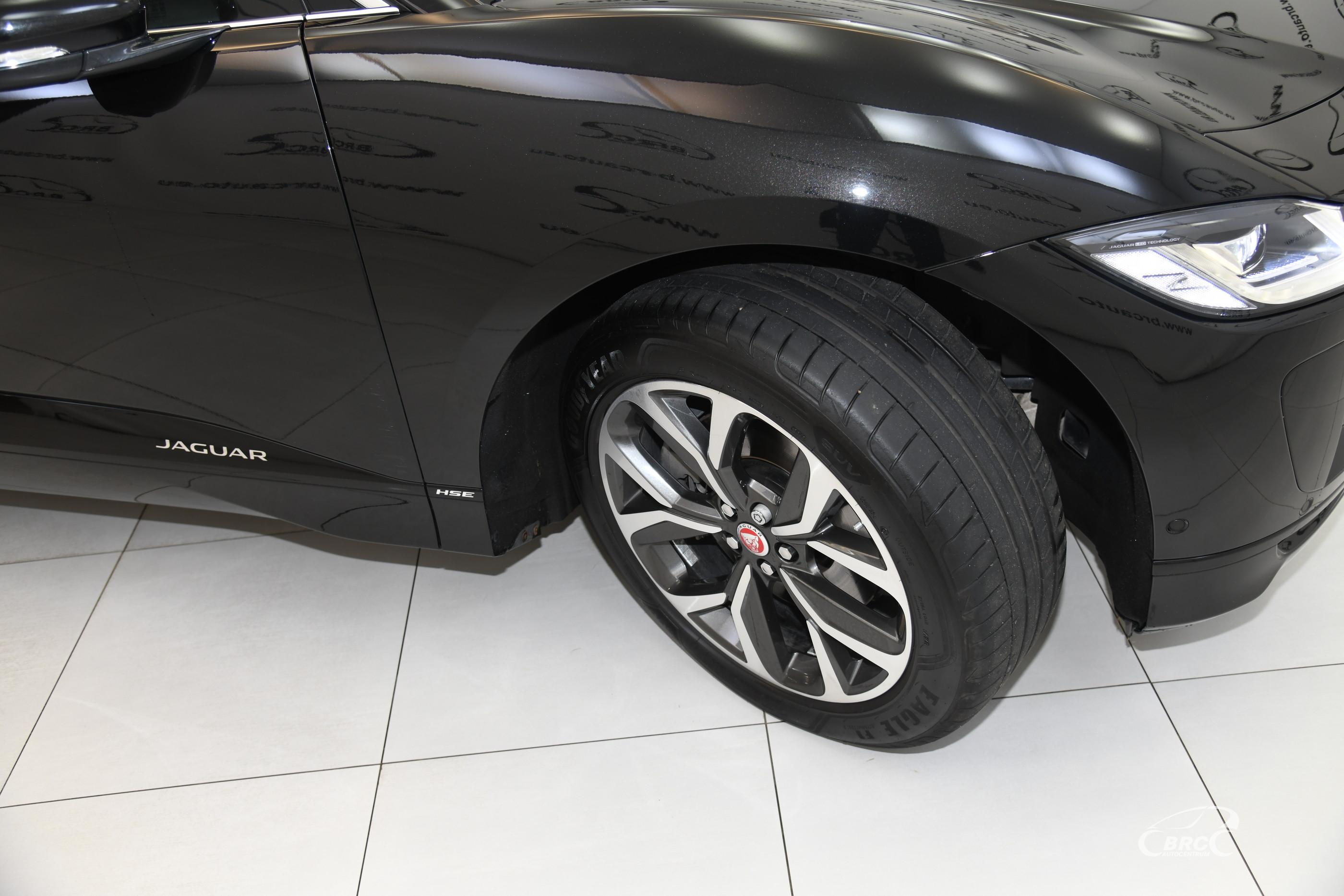 Jaguar I-Pace EV400 AWD HSE Automatas
