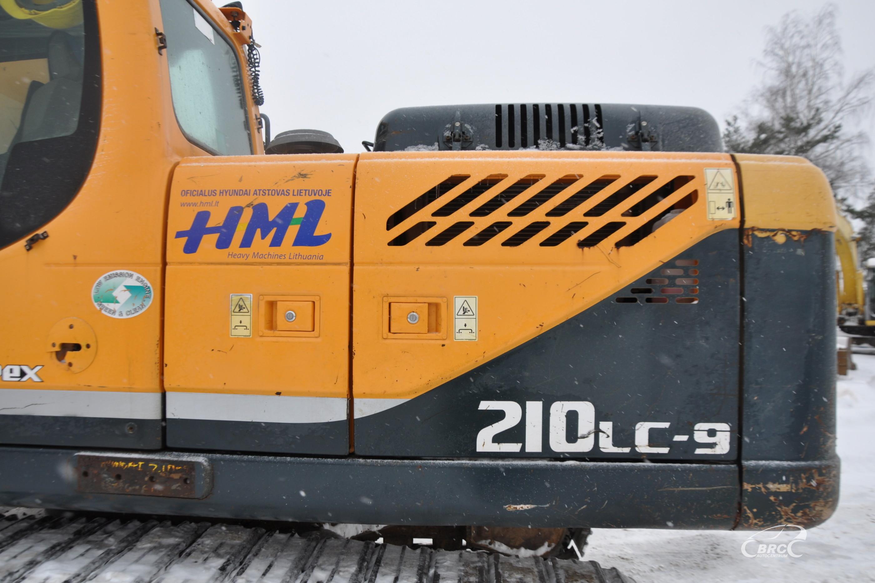 Hyundai R210LC-9