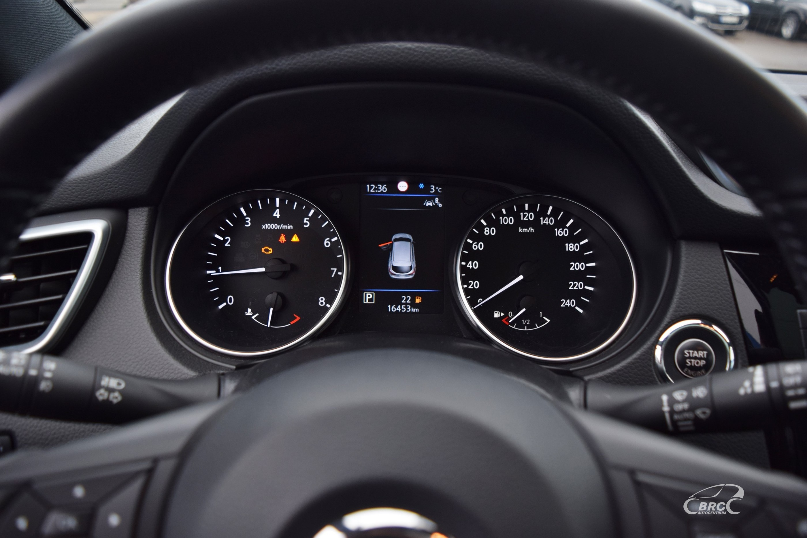 Nissan Qashqai FWD A/T Tekna +