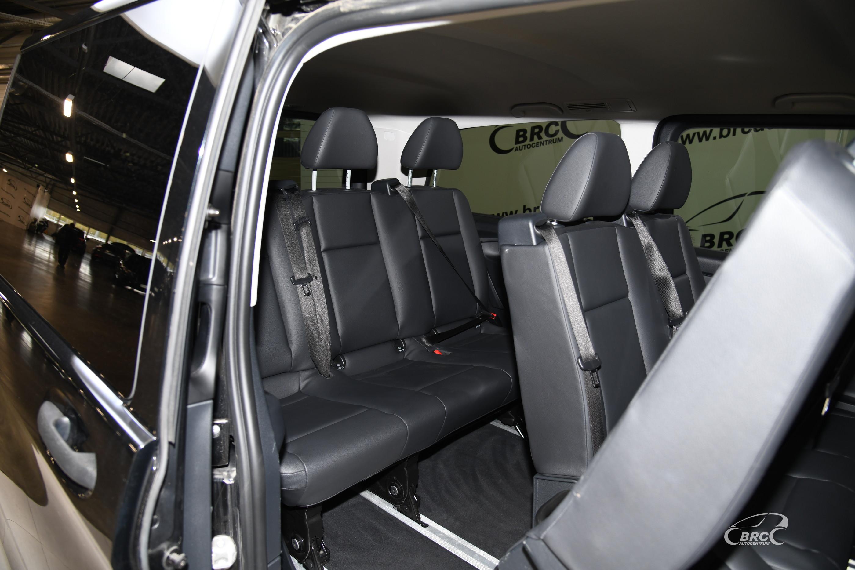 Mercedes-Benz Metris 2.0 Automatas