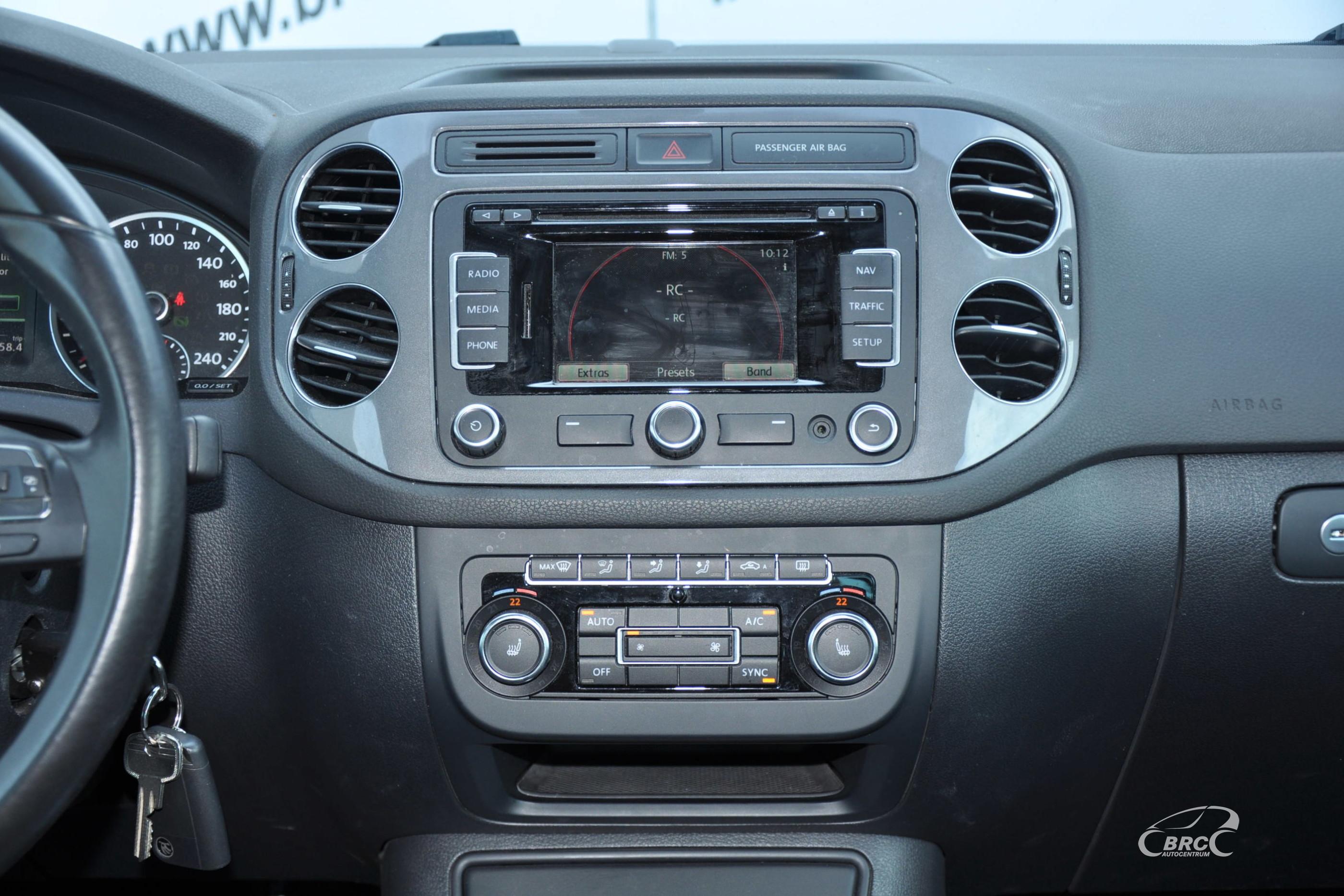 Volkswagen Tiguan 2.0 TDI 4MOTION Automatas