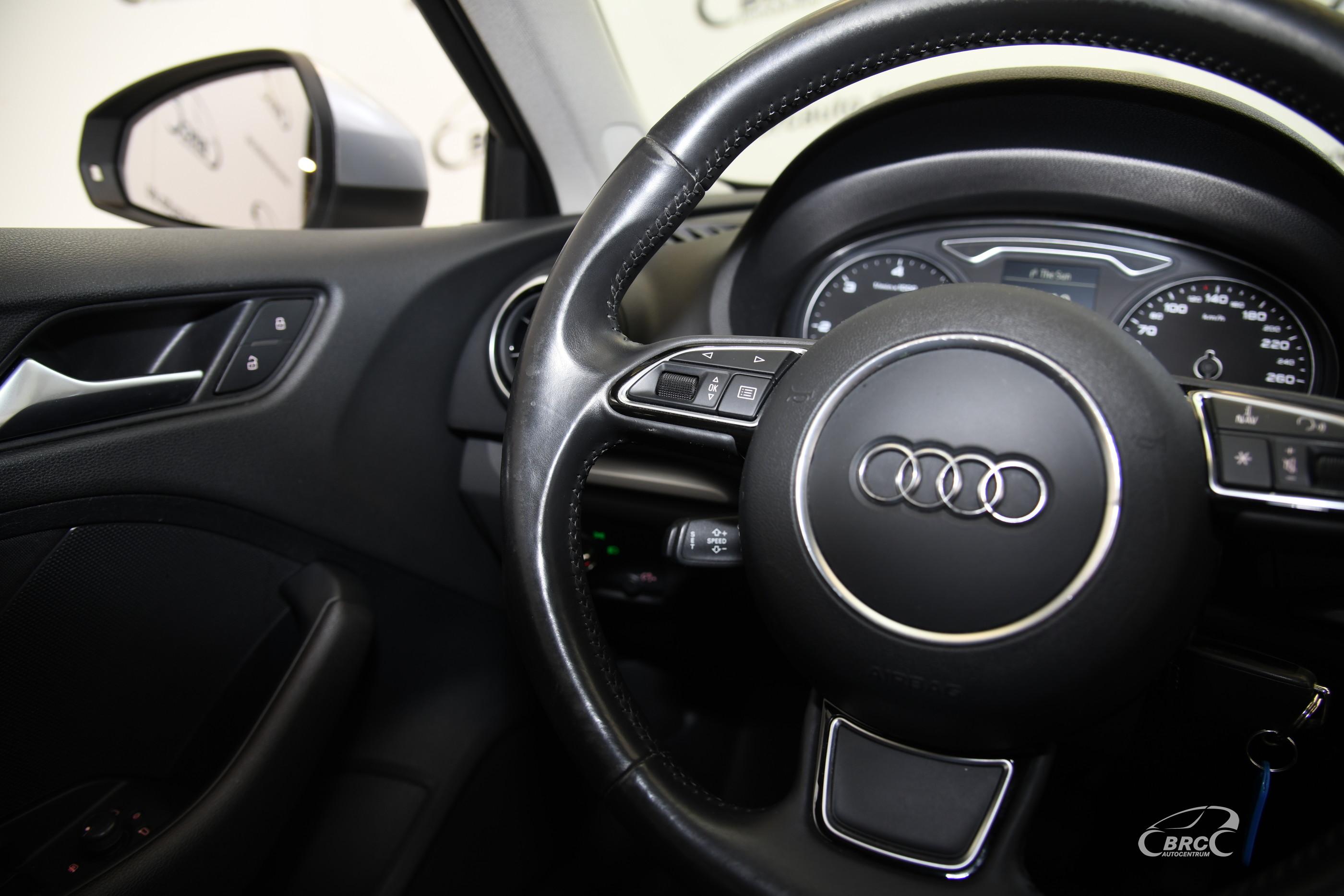 Audi A3 Sportback 1.6 TDI S-Tronic Automatas