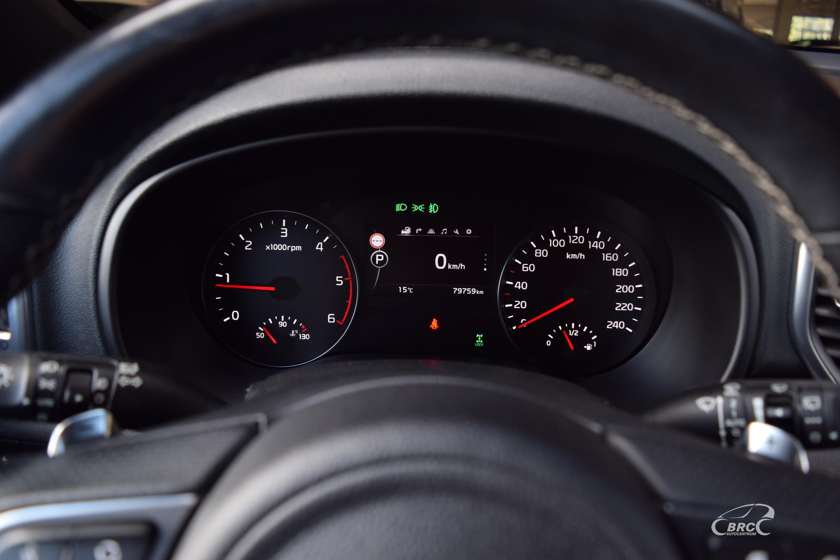 Kia Sportage GT Line AWD A/T