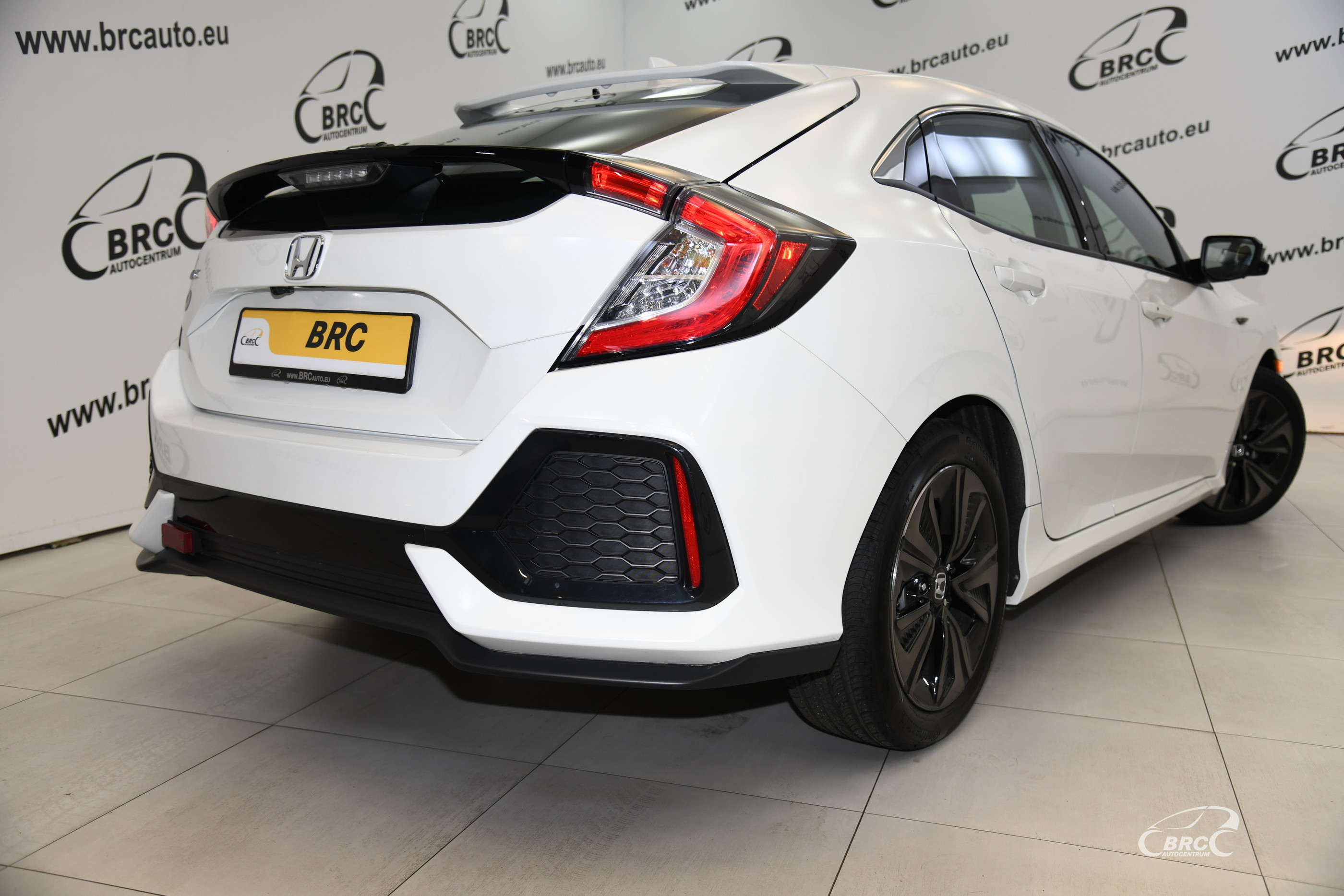 Honda Civic 1.5 V-Tec Turbo EX Automatas