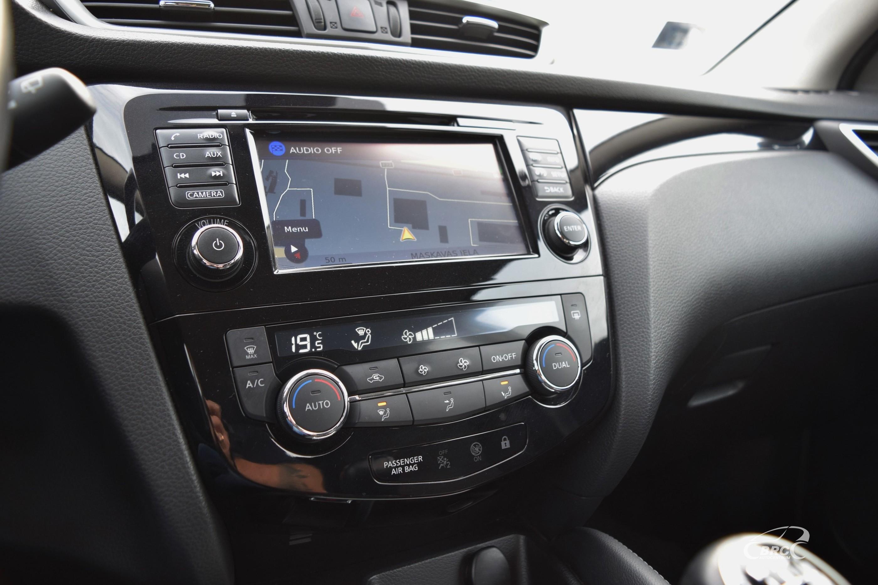 Nissan Qashqai FWD M/T