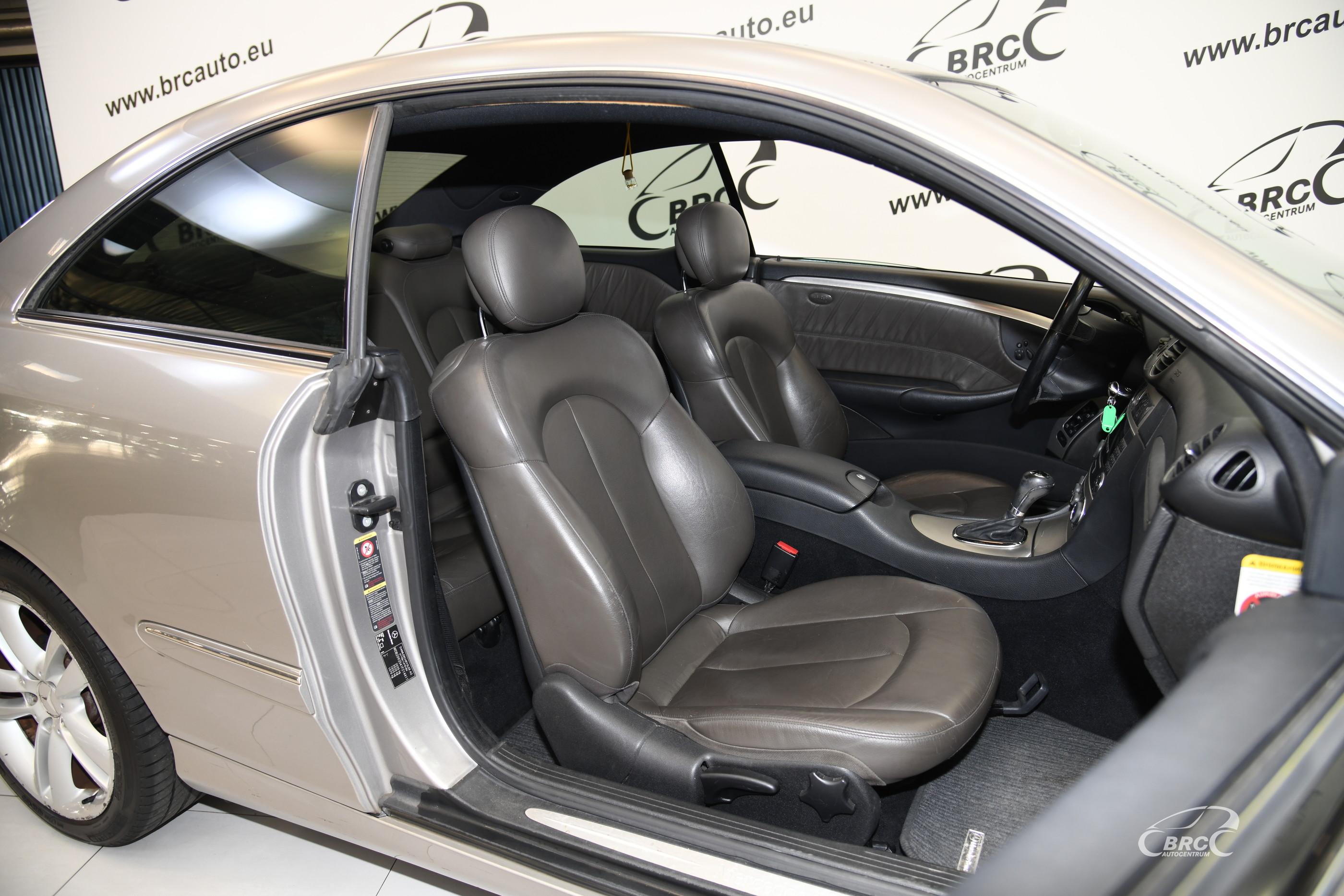 Mercedes-Benz CLK 280 Avantgarde Automatas