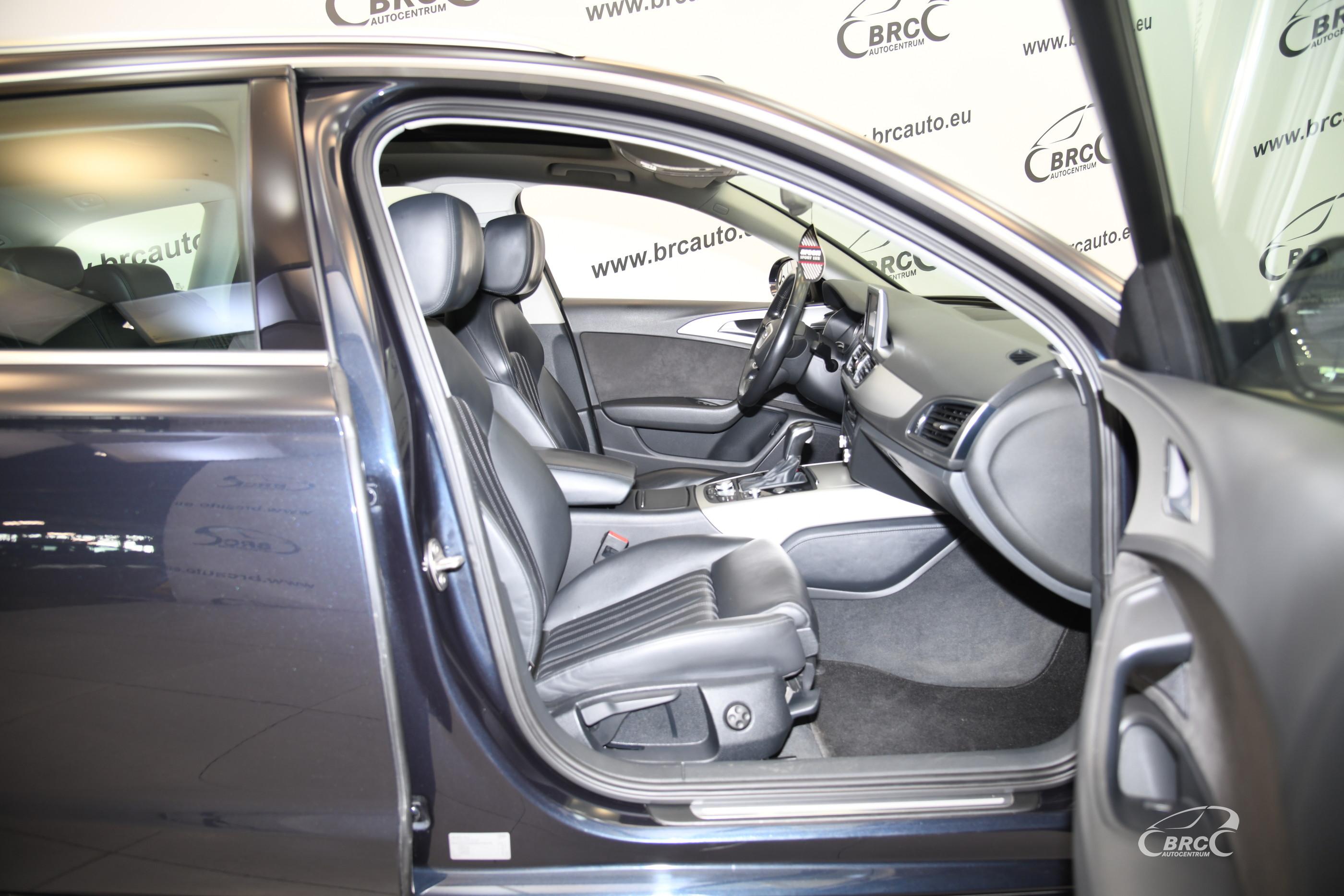 Audi A6 2.0 TDI Avant Automatas