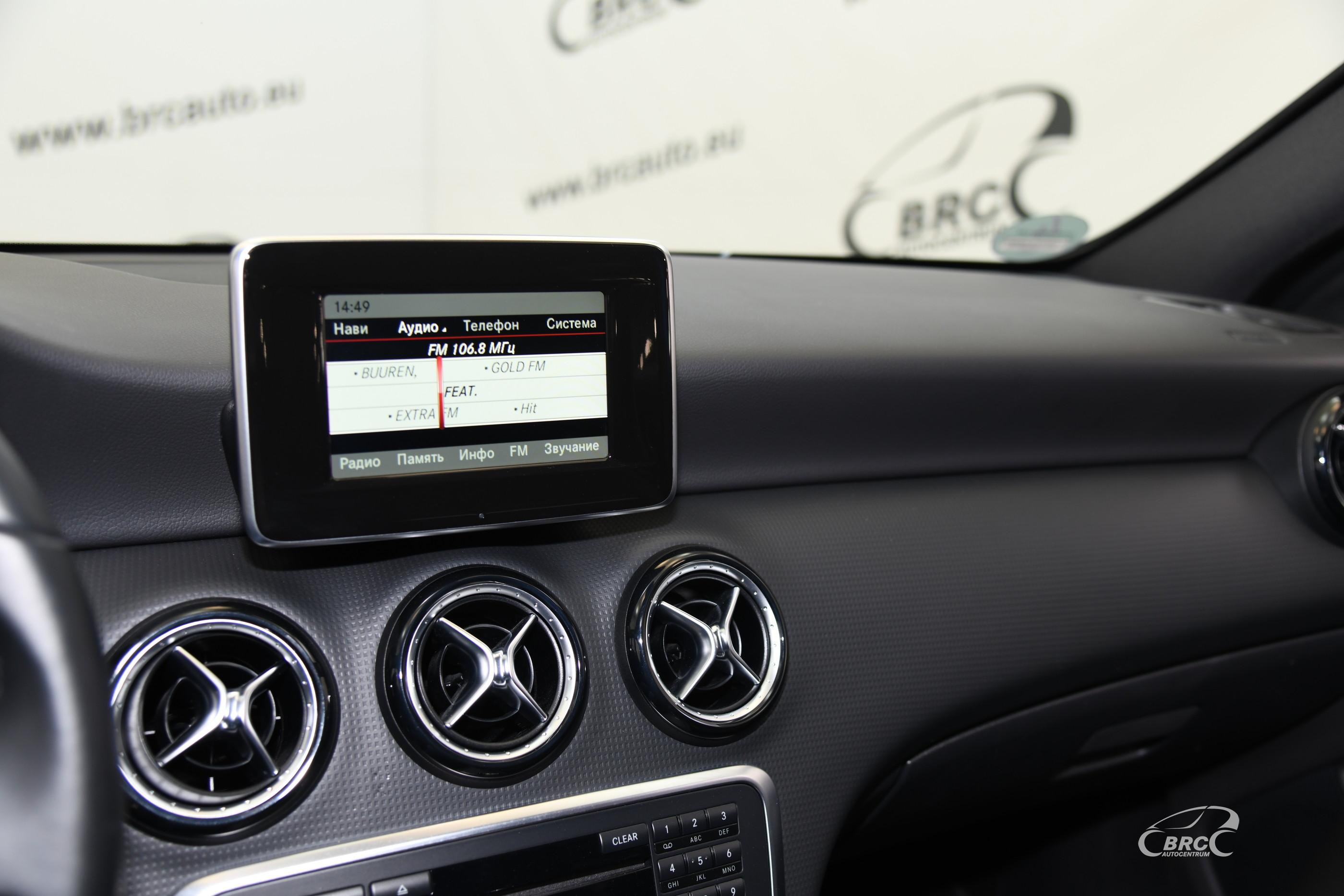 Mercedes-Benz A 180 BlueEFFICIENCY Automatas
