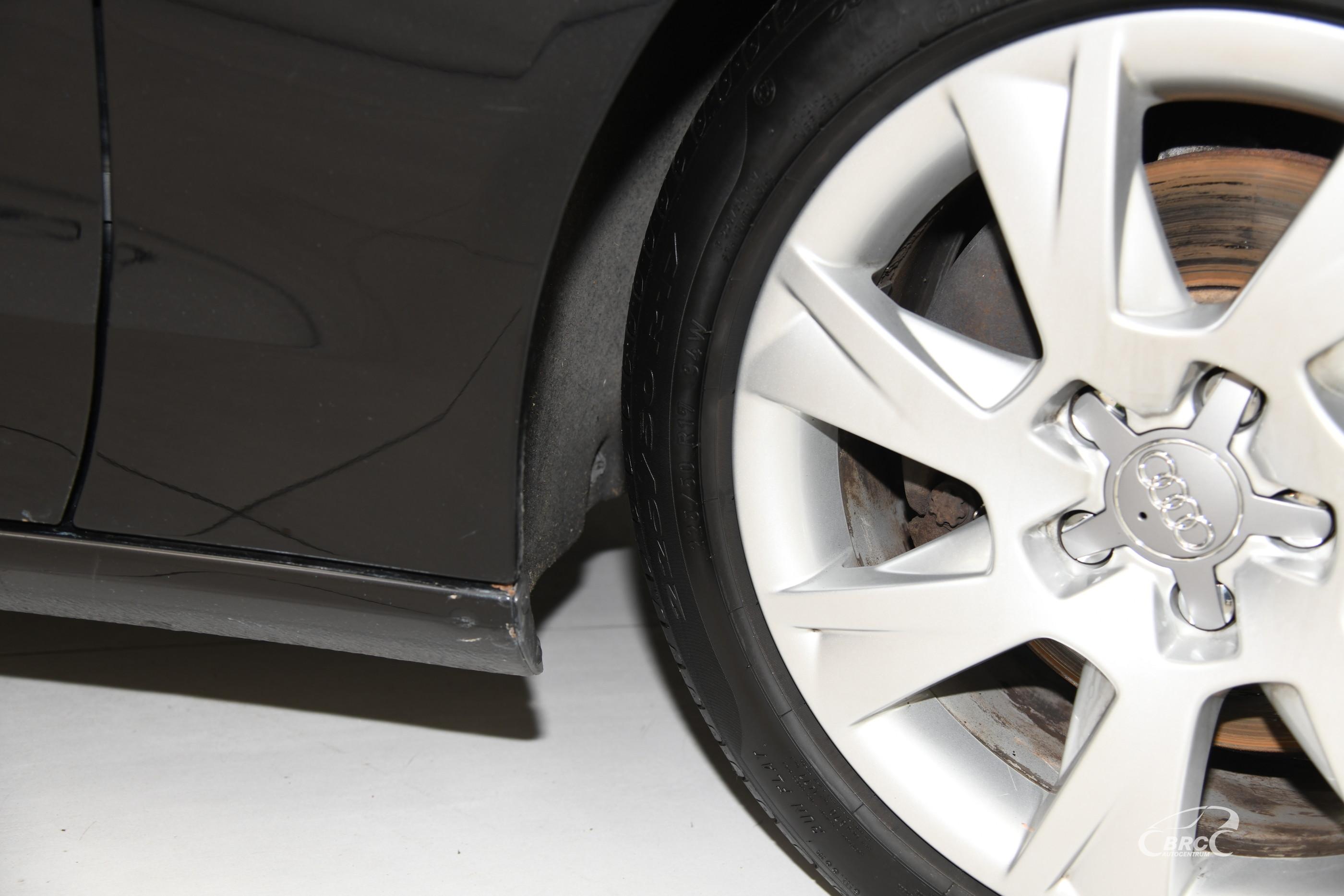 Audi A5 2.0 TFSI Quattro Automatas