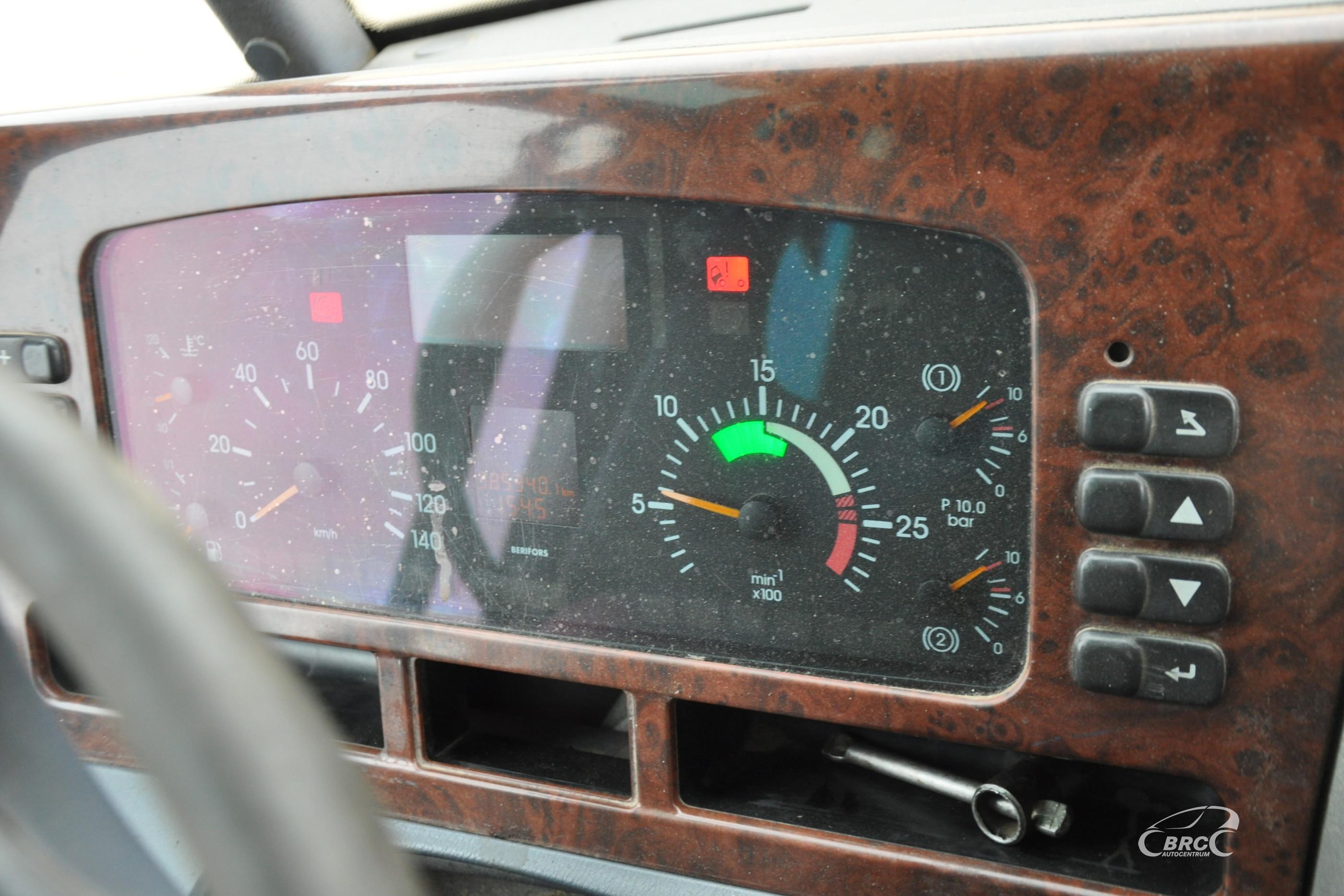 Mercedes-Benz 2628 Zoeller