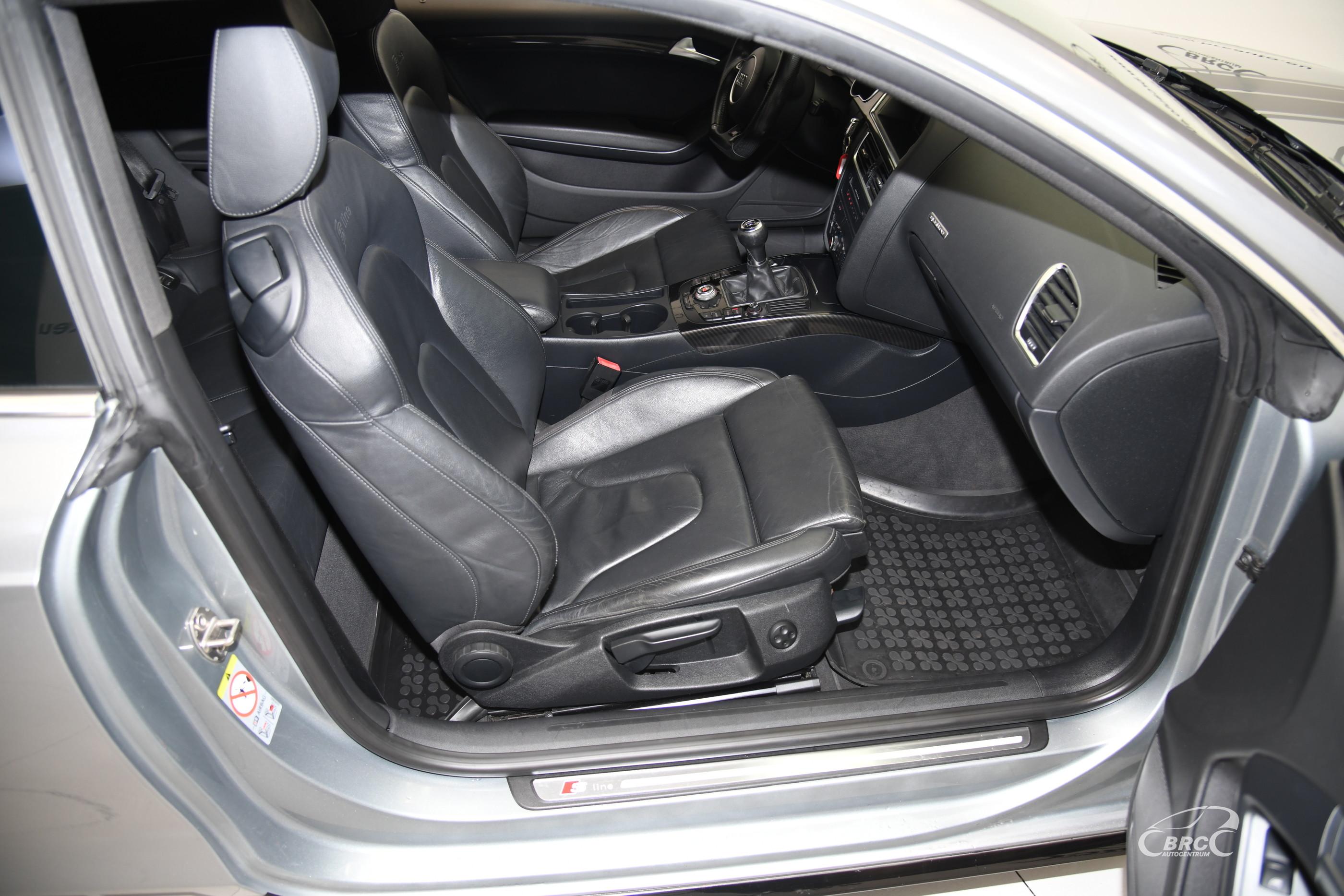 Audi A5 3.0 TDI S-Line Quattro