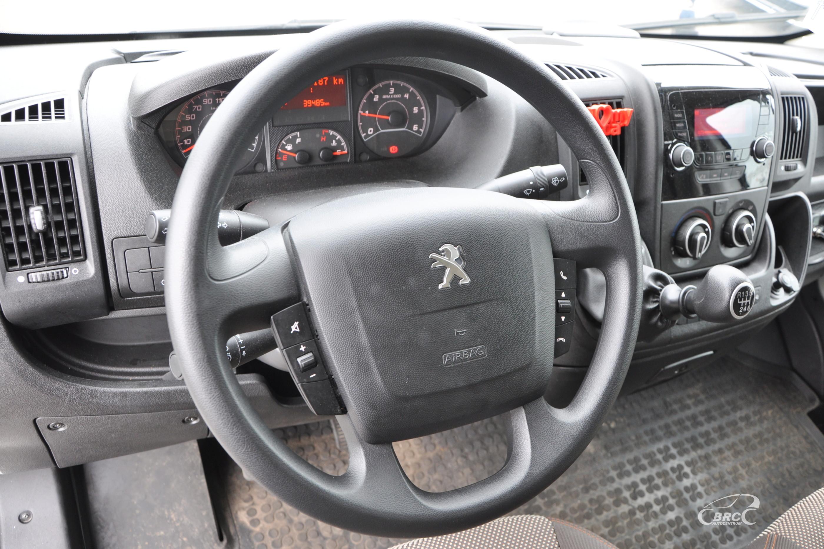 Peugeot Boxer 2.0 HDI