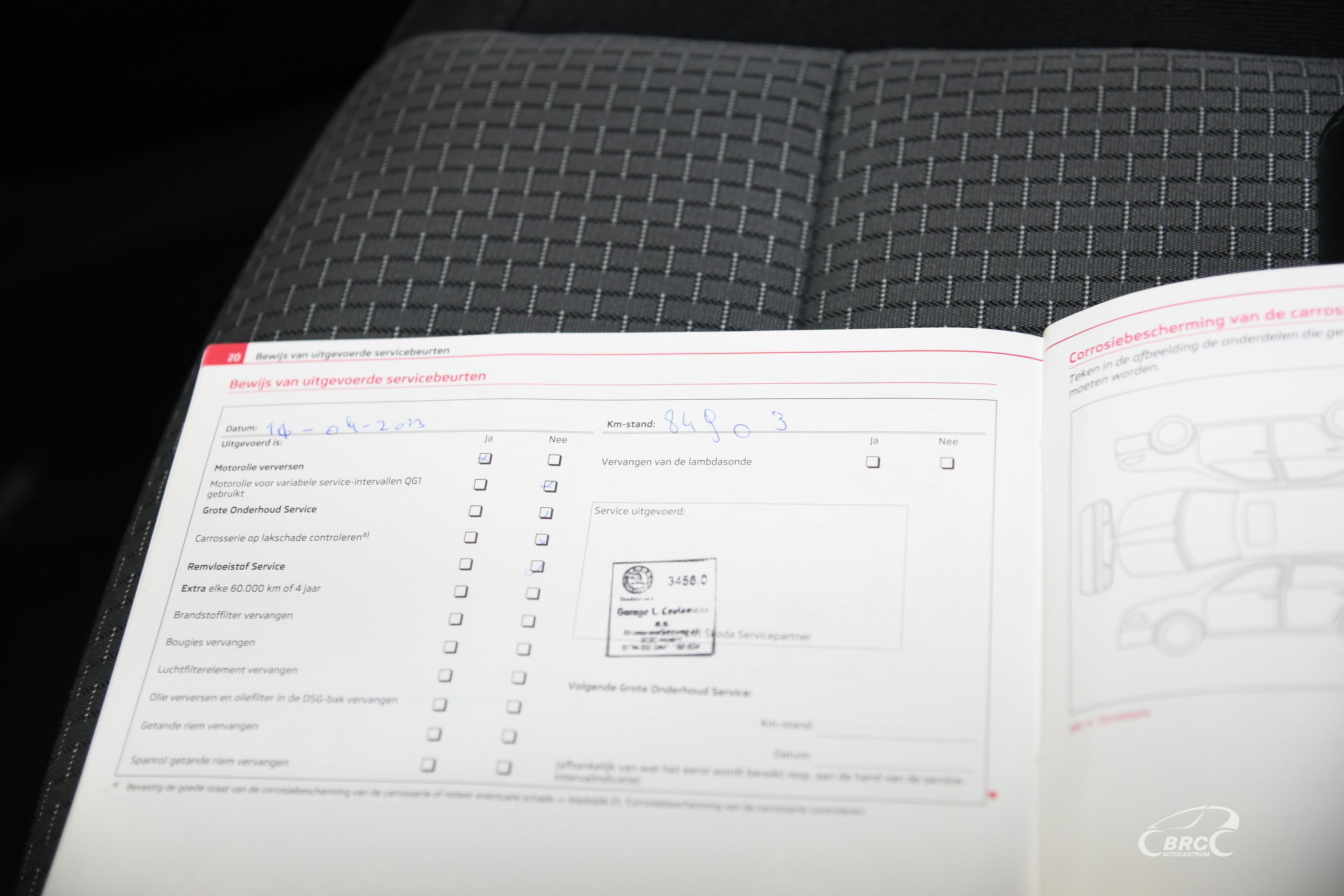 Skoda Superb 1.6 TDI Greenline