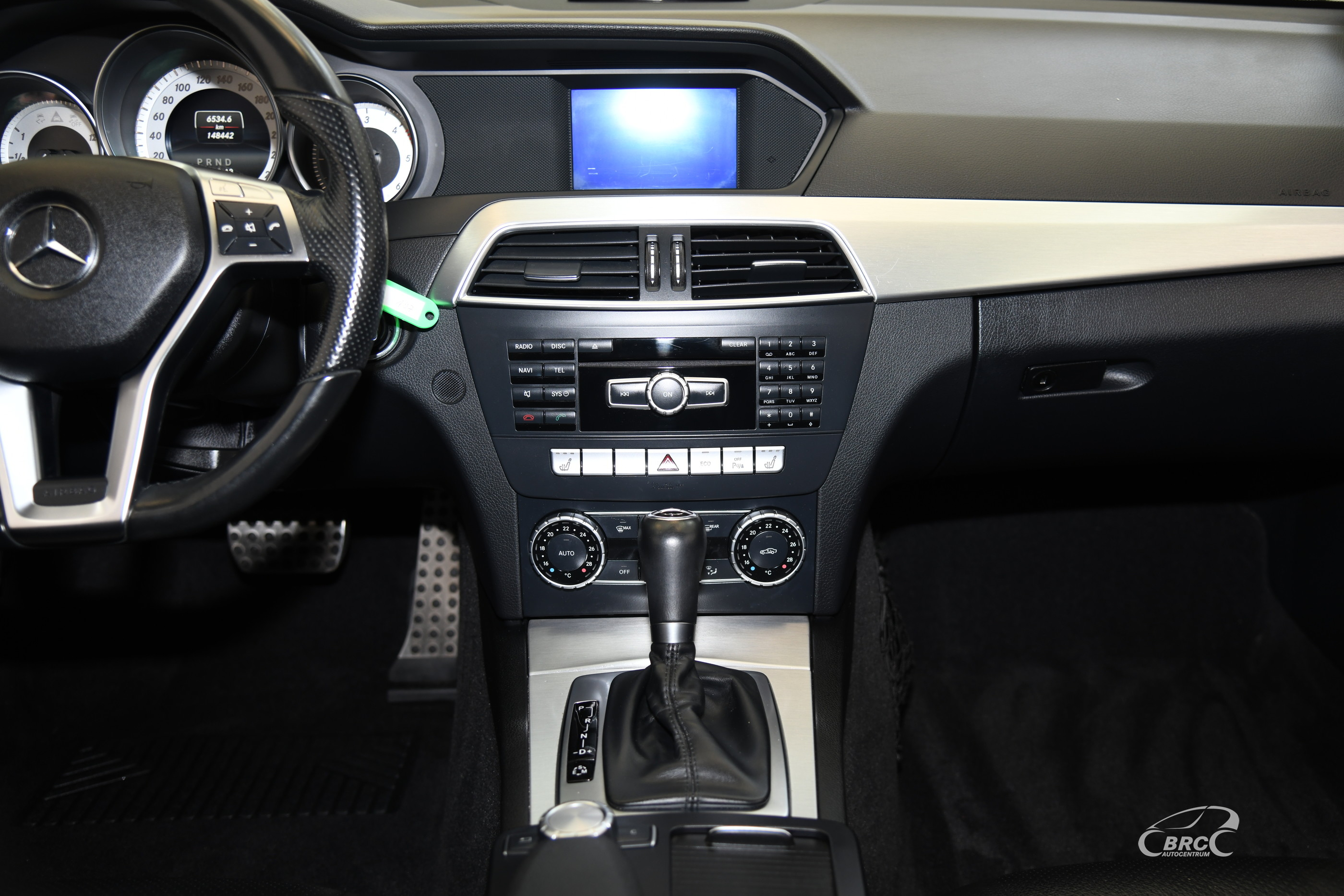 Mercedes-Benz C 220 AMG Coupe Design Automatic