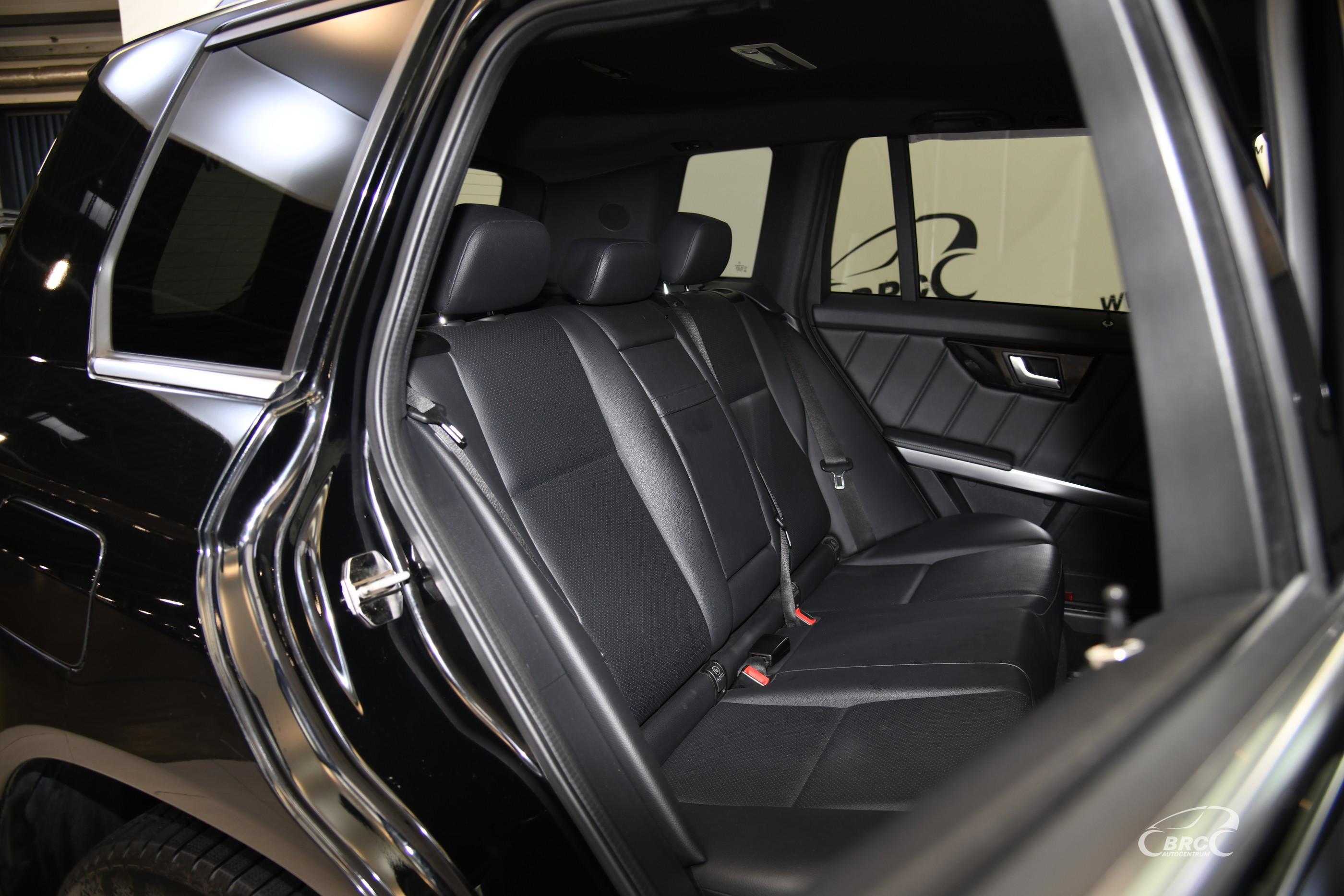 Mercedes-Benz GLK 250 Bluetec Automatas