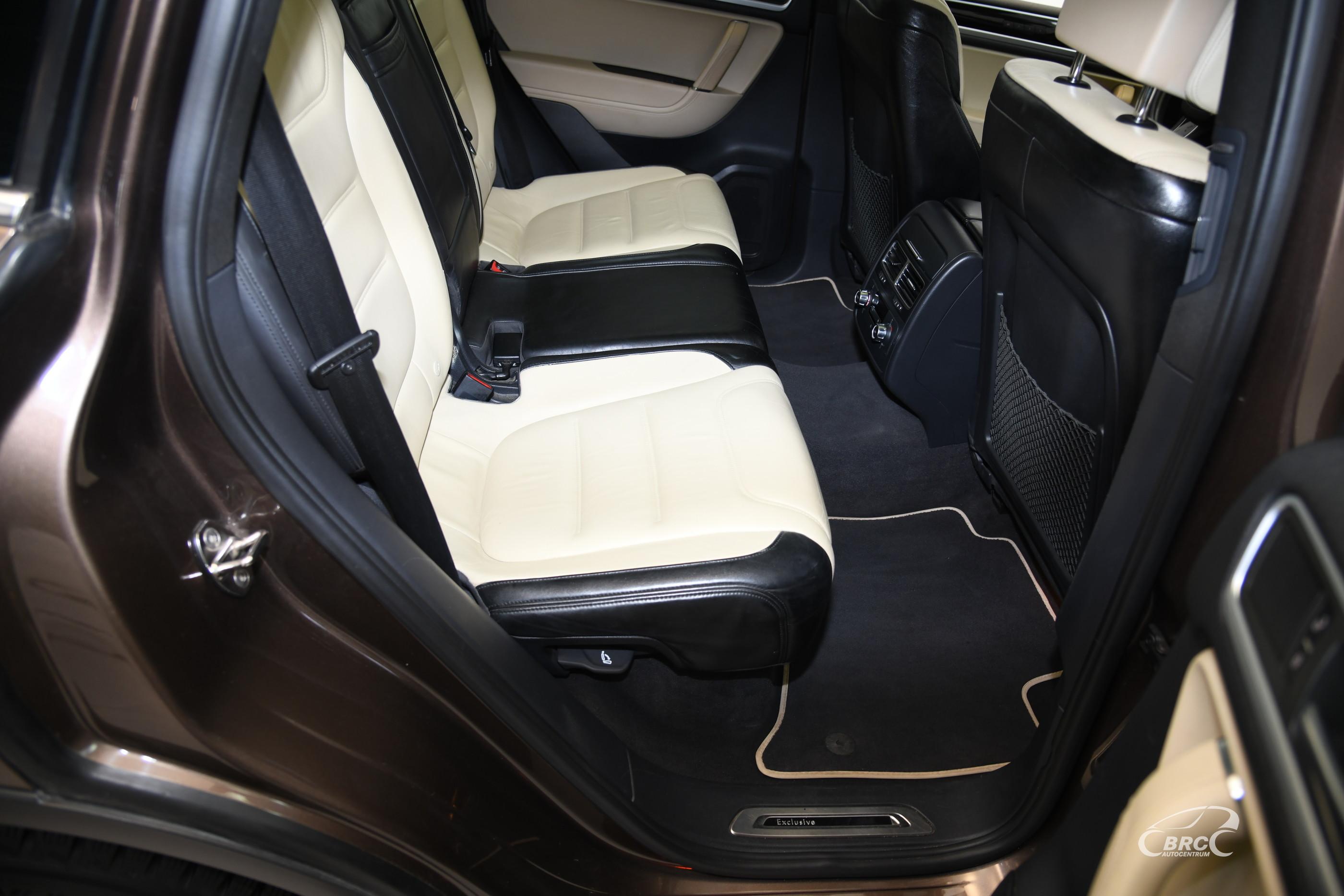 Volkswagen Touareg 3.0 TDI V6 4Motion Exclusive Automatas
