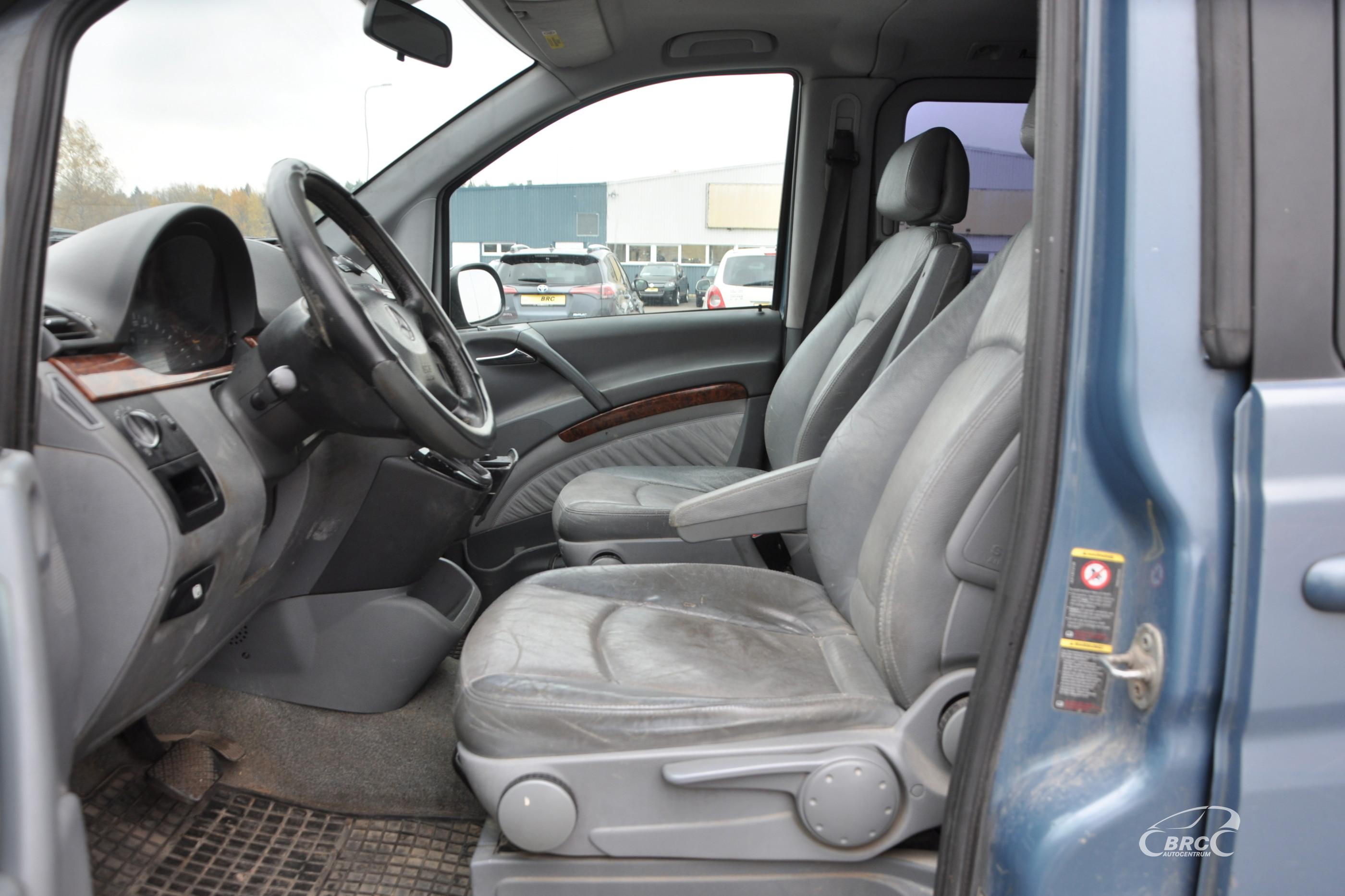 Mercedes-Benz Viano 2.2 CDI Automatas