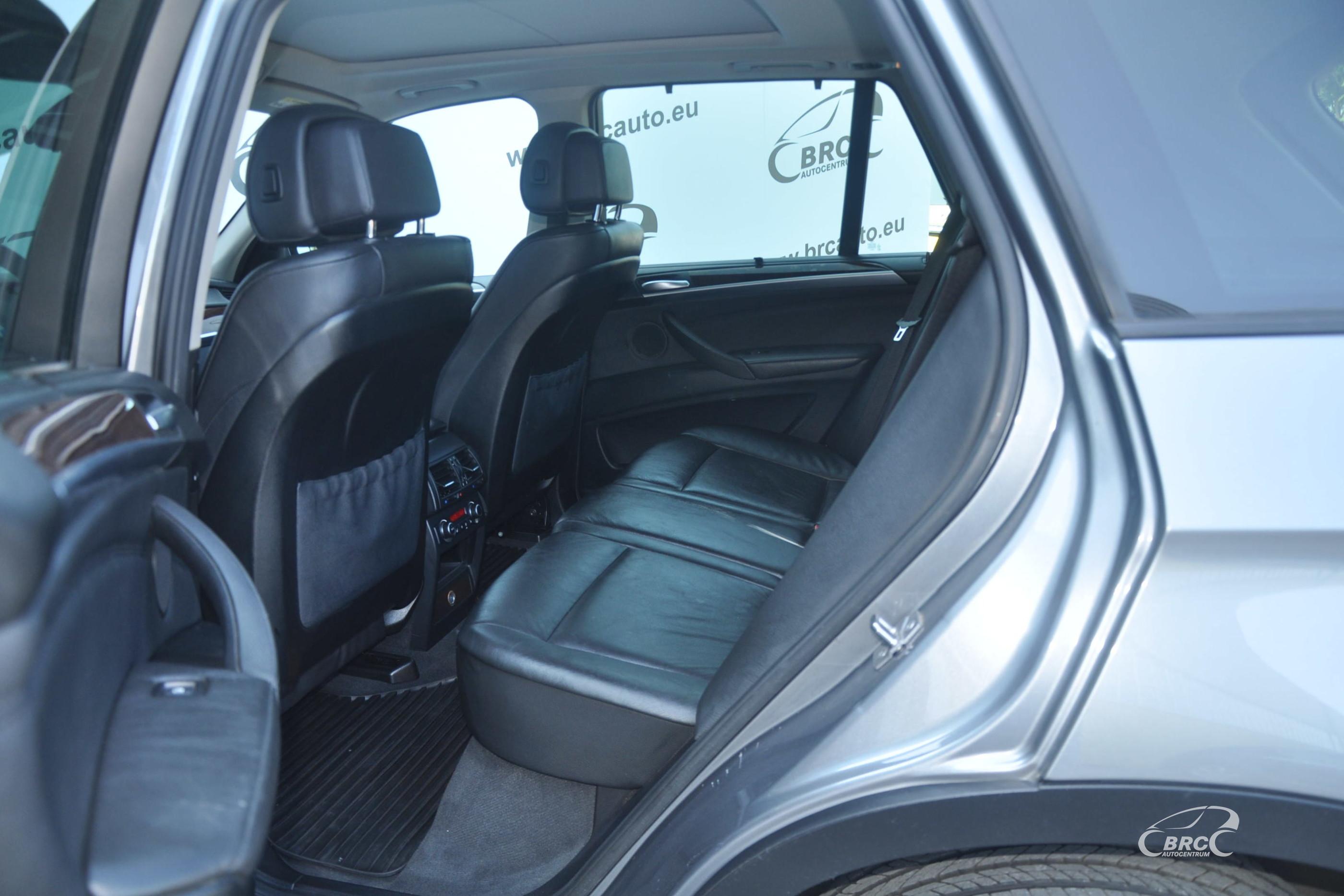 BMW X5 3.0i xDrive LPG Automatas