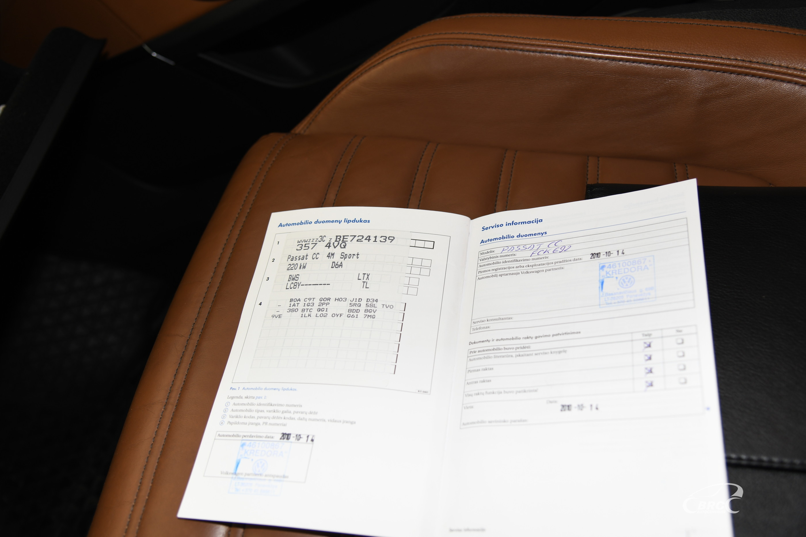Volkswagen Passat CC 3.6 V6 4Motion DSG Automatas