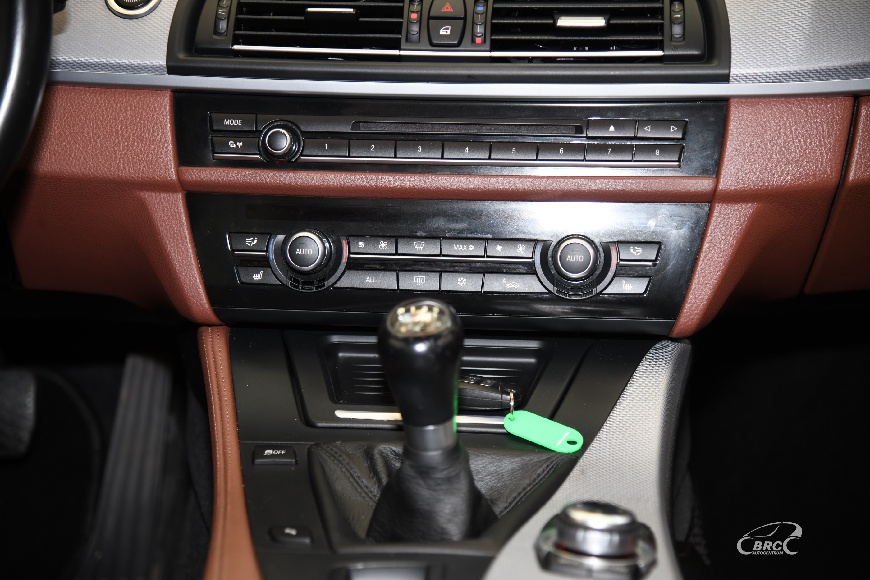 BMW 528 i M-packet Mechaninė