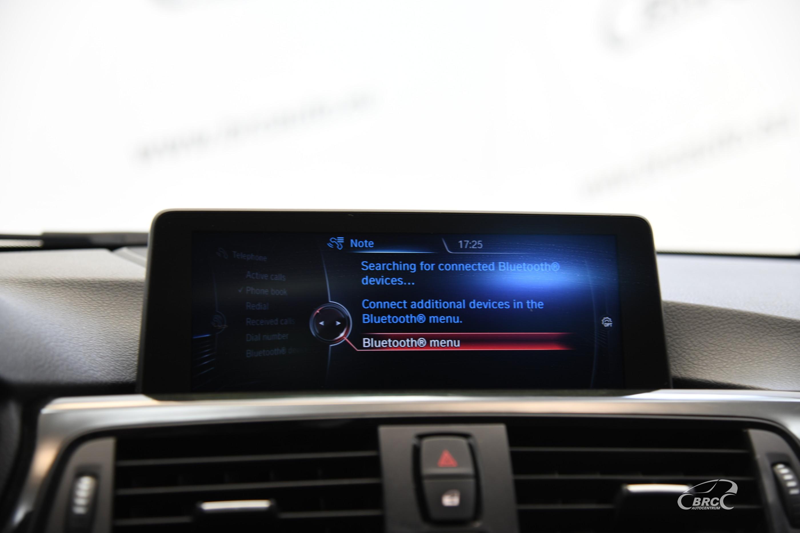 BMW 328 d Xdrive Automatas