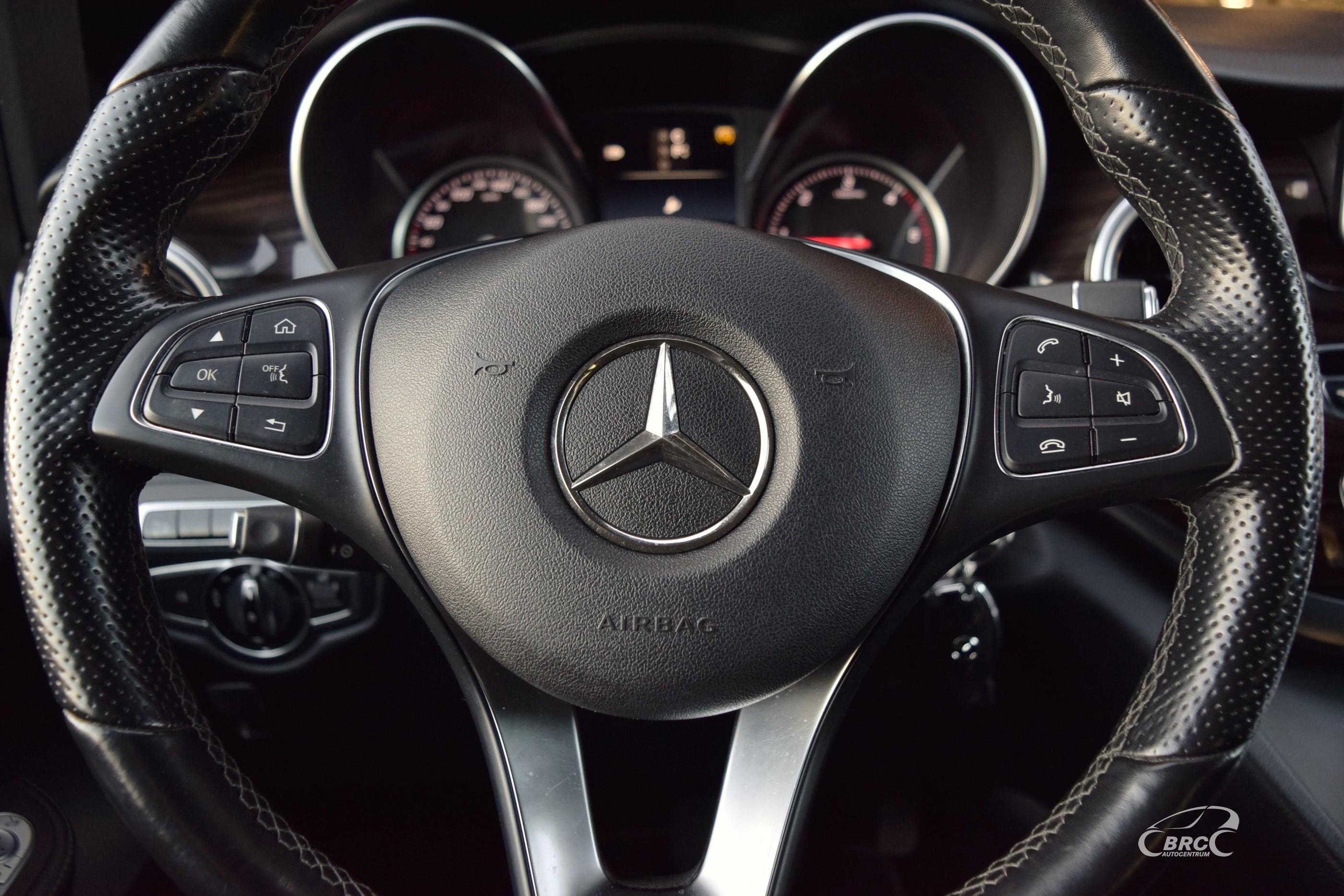 Mercedes-Benz V 250 D 4Matic Avantgarde 7 seats
