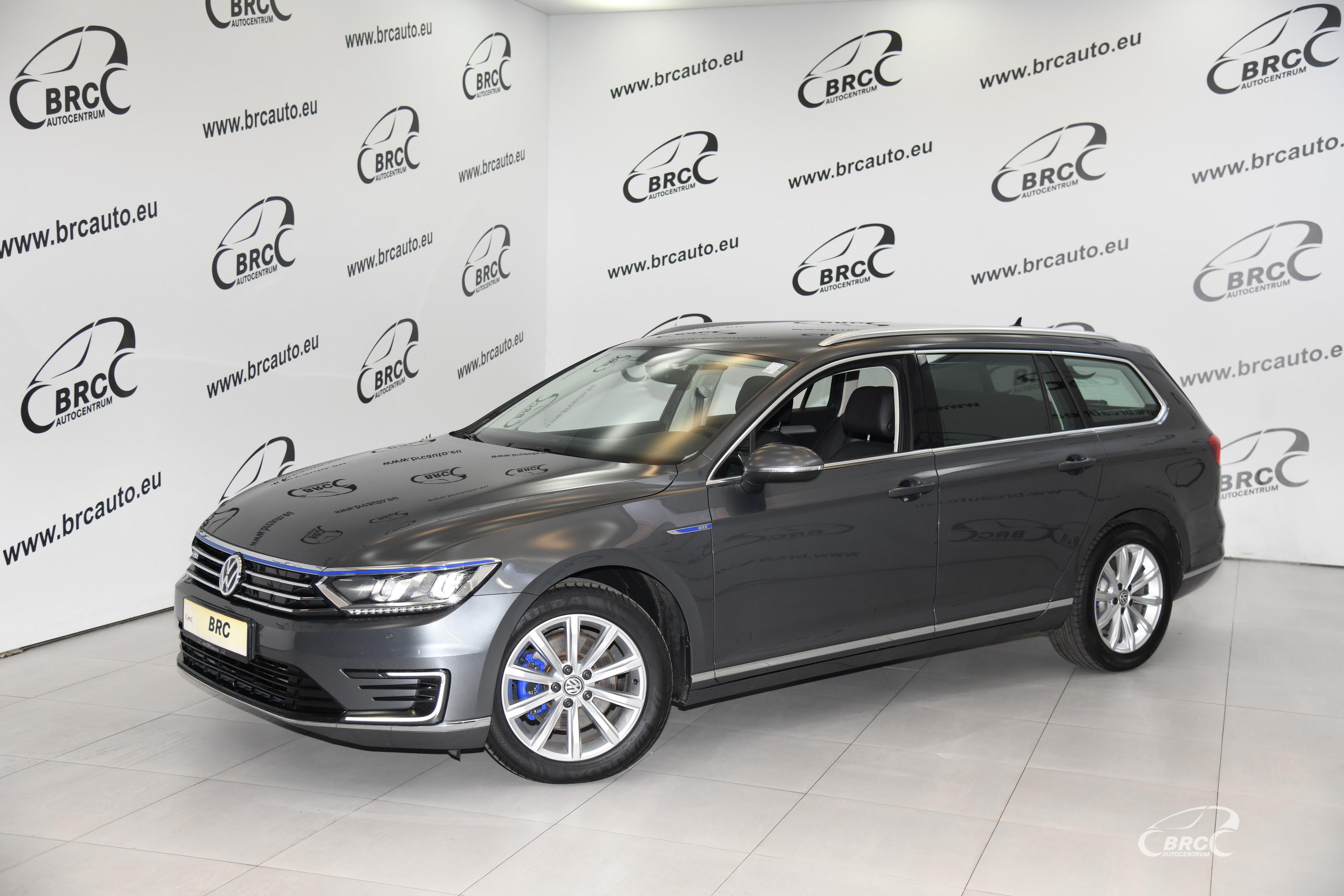 Volkswagen Passat GTE Plug-in Hybrid Automatas