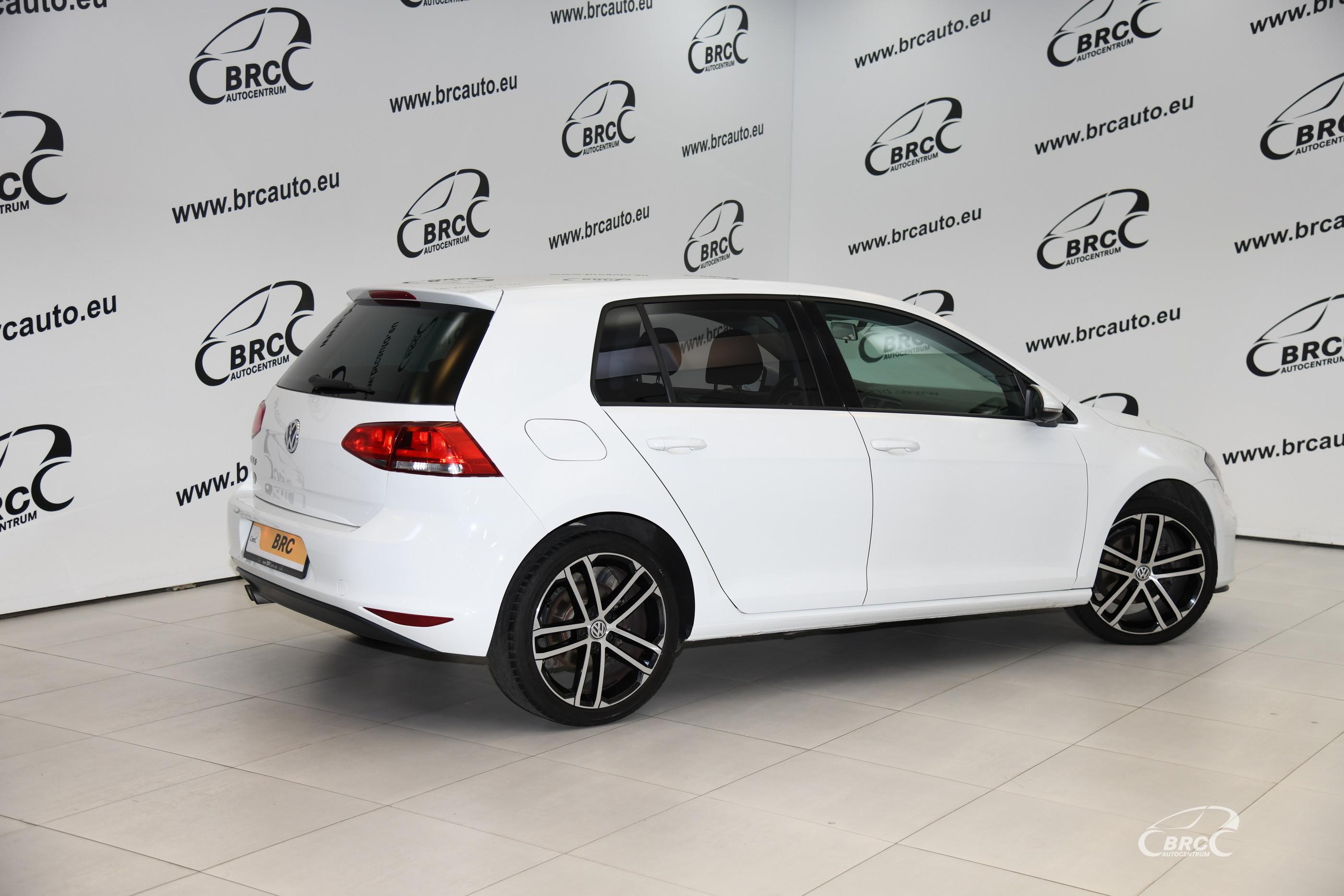 Volkswagen Golf 1.4 TSI Automatas