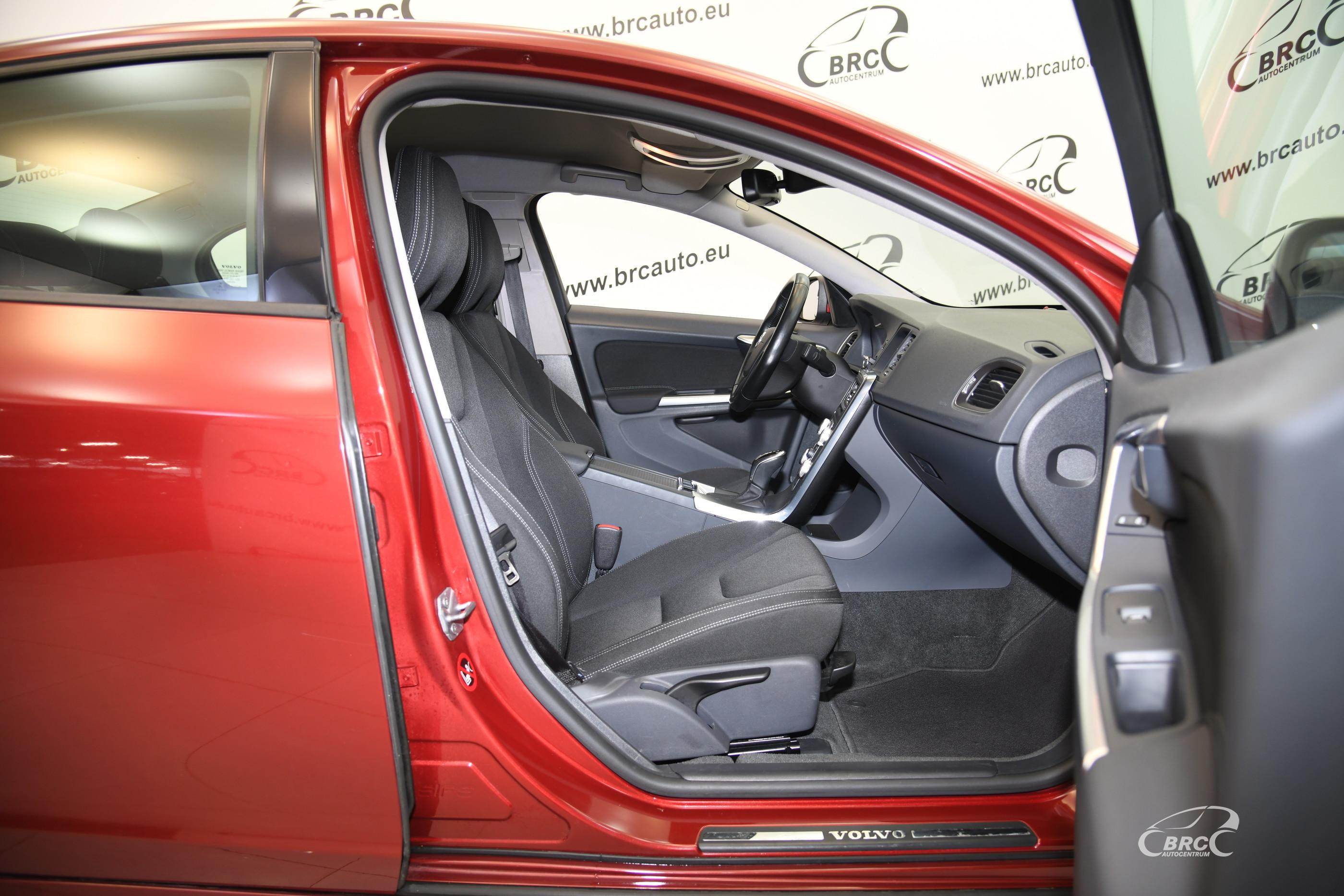 Volvo S60 D3 Automatas