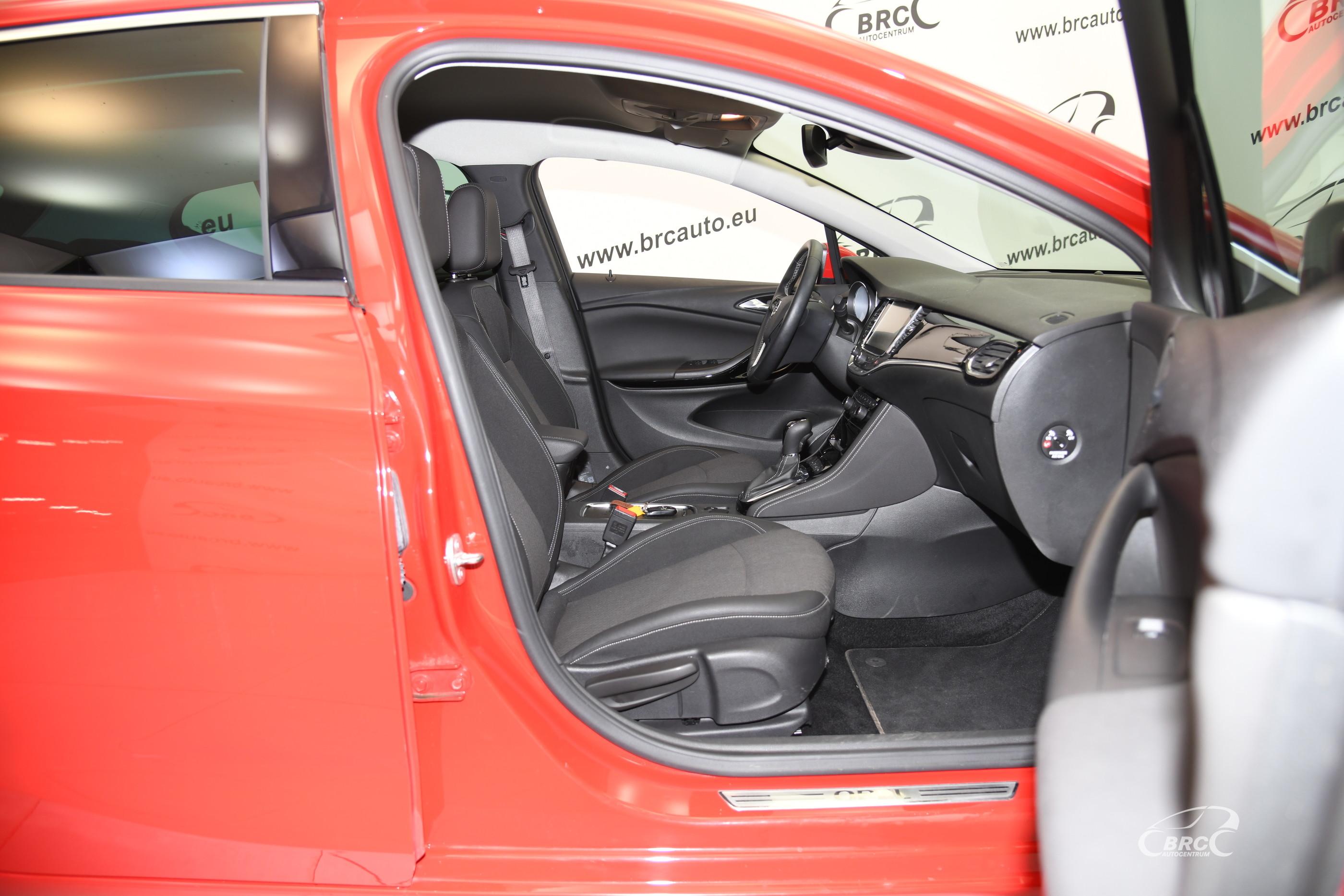 Opel Astra Turbo Automatas