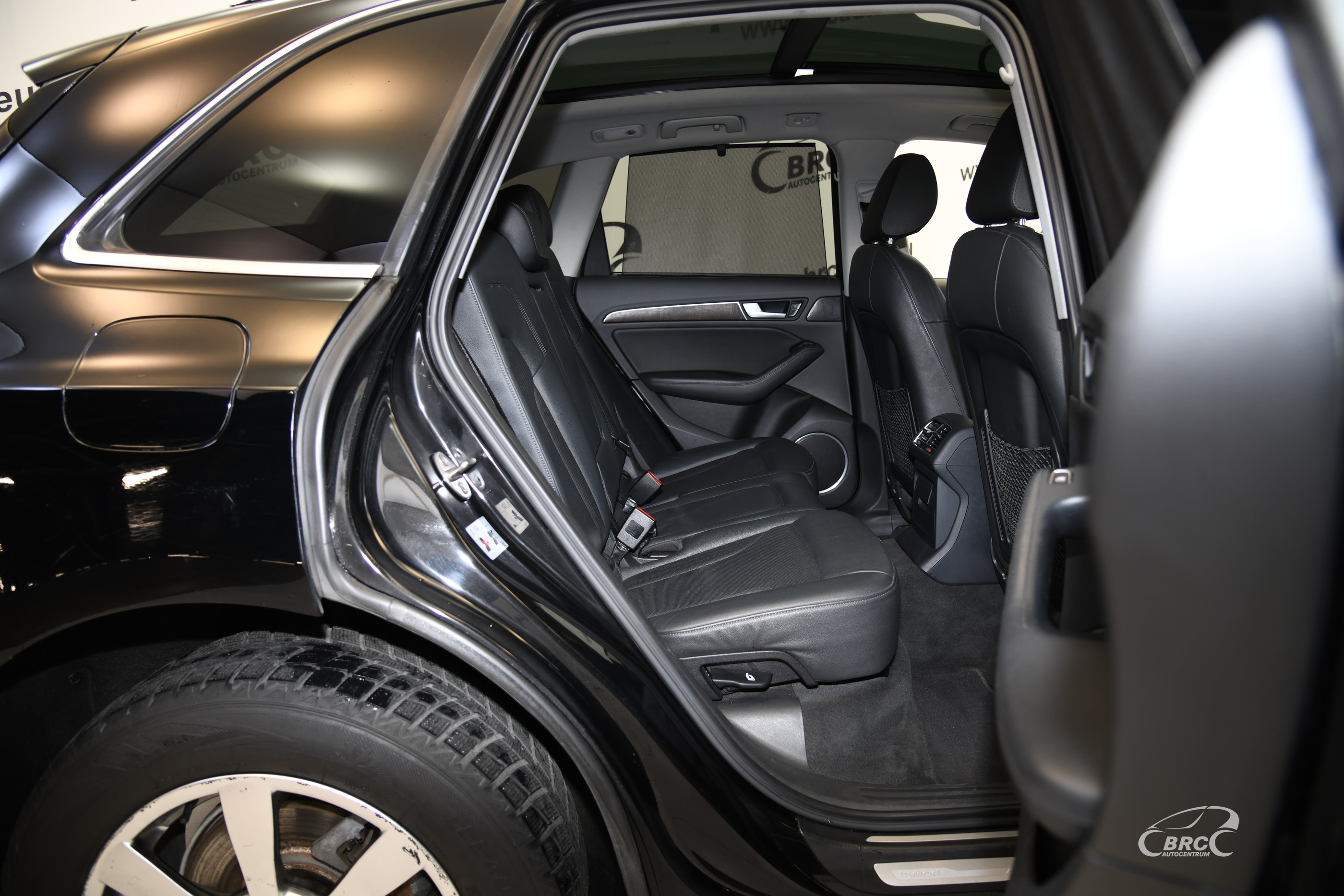 Audi Q5 Hybrid Quattro Automatas