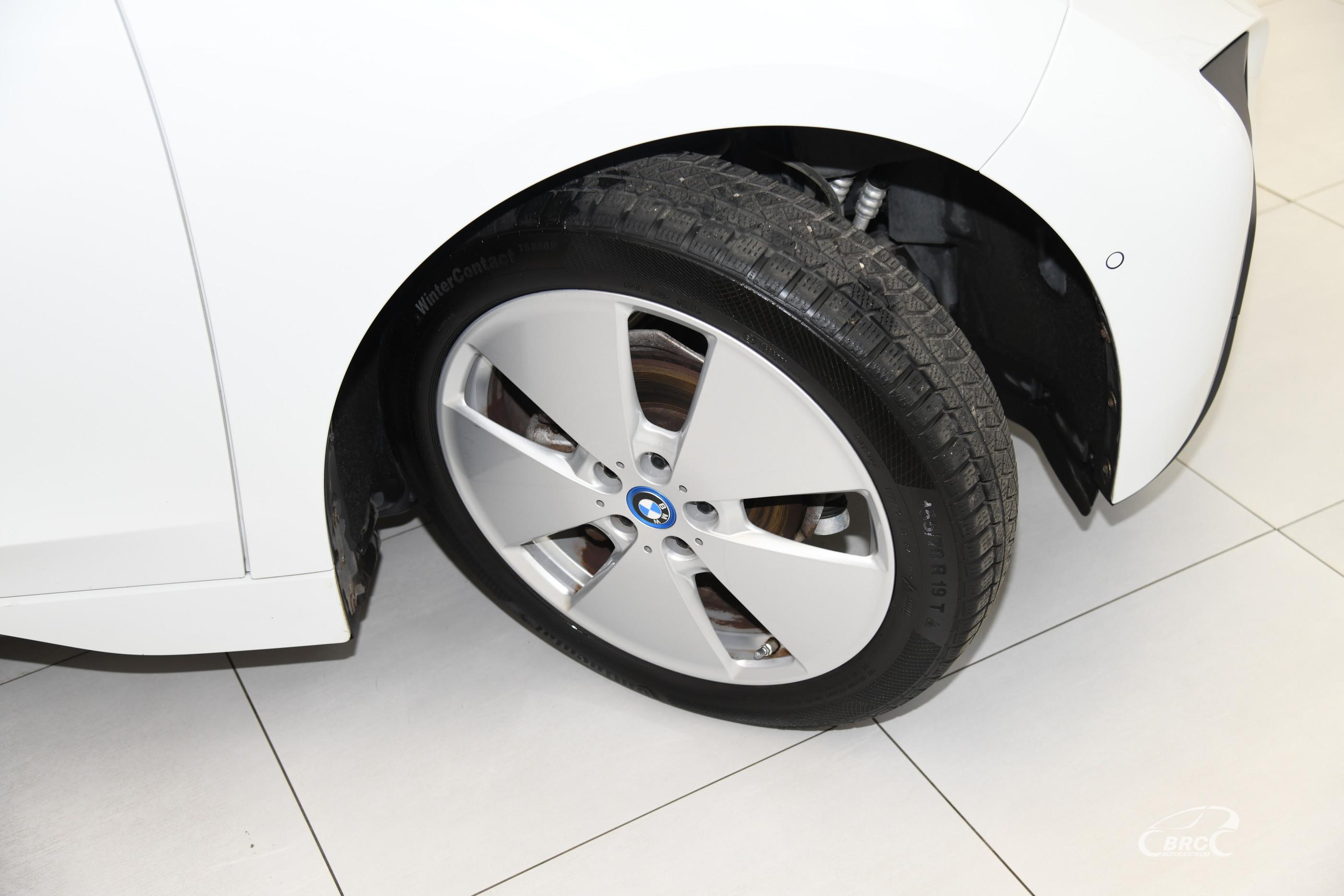 BMW i3 eDrive