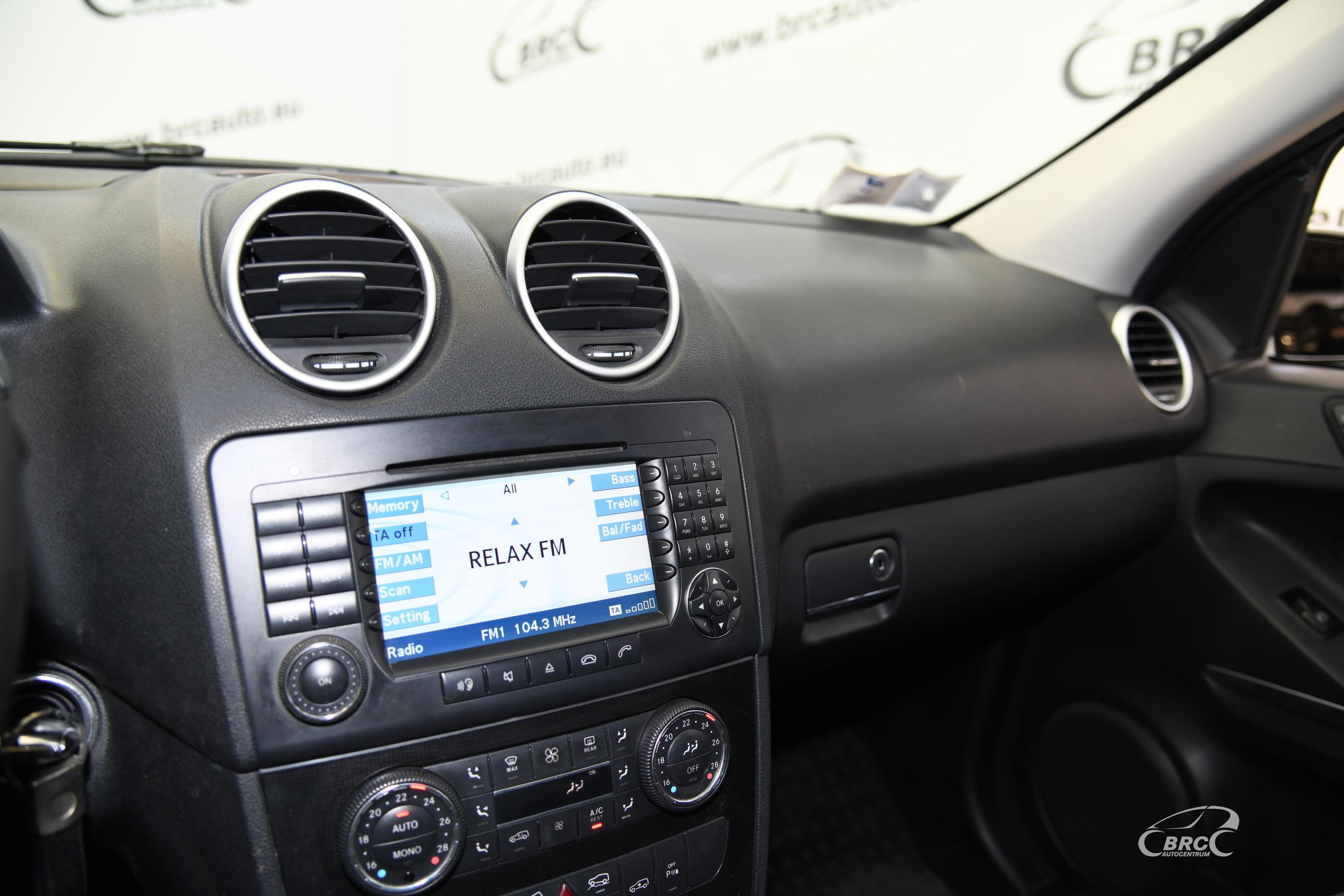 Mercedes-Benz ML 320 CDI Automatas