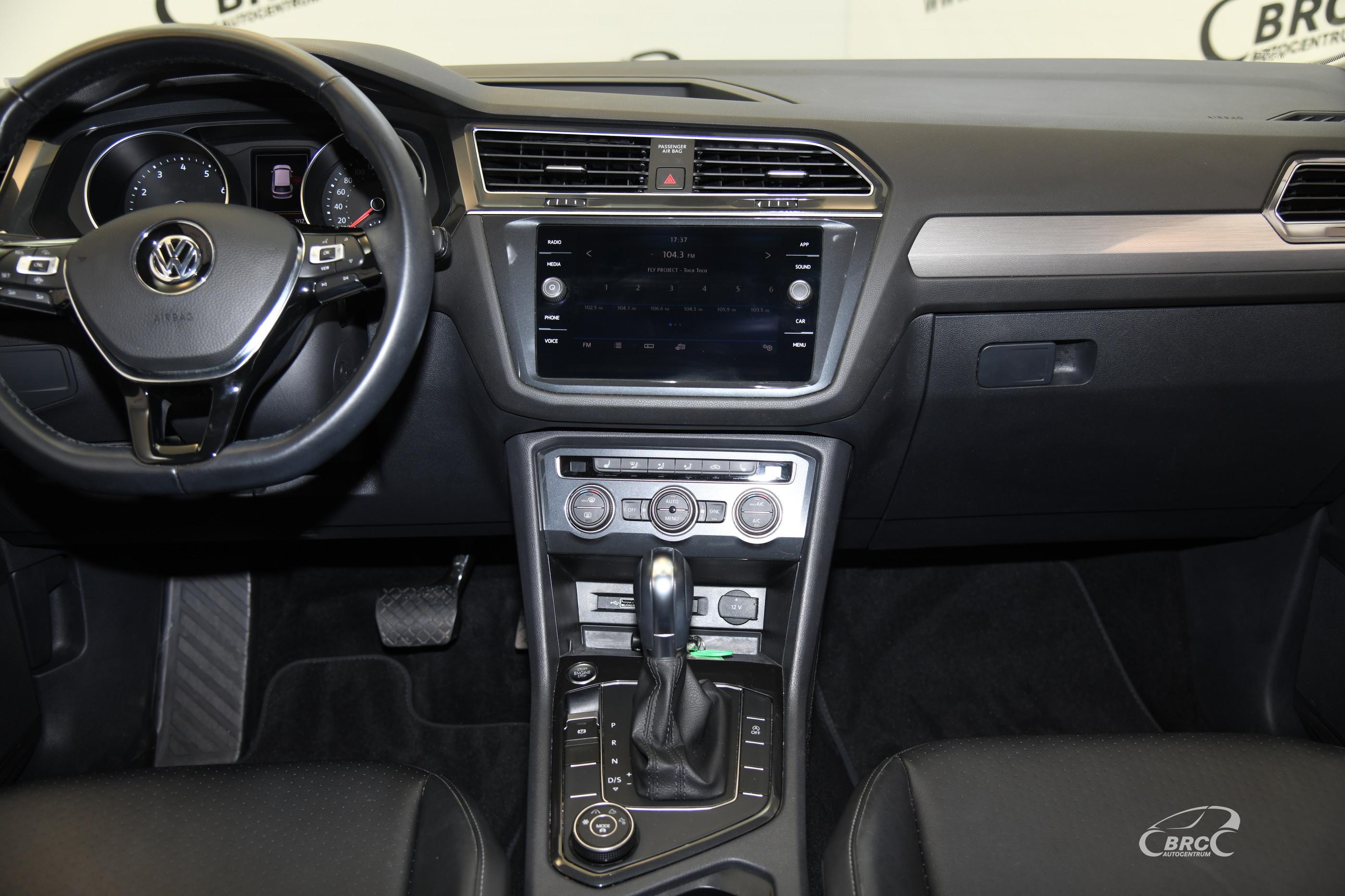 Volkswagen Tiguan 2.0 TSI SE 4Motion Automatas