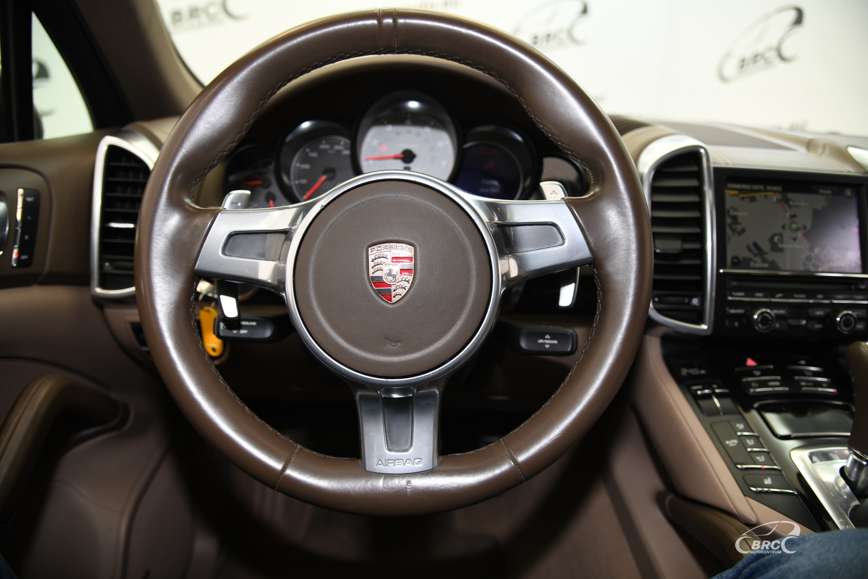 Porsche Cayenne S Automatas