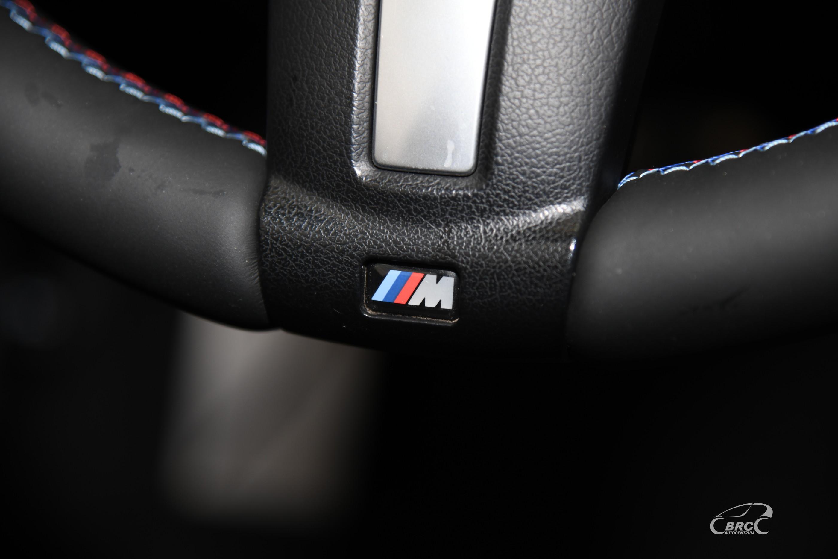 BMW M135 Automatas