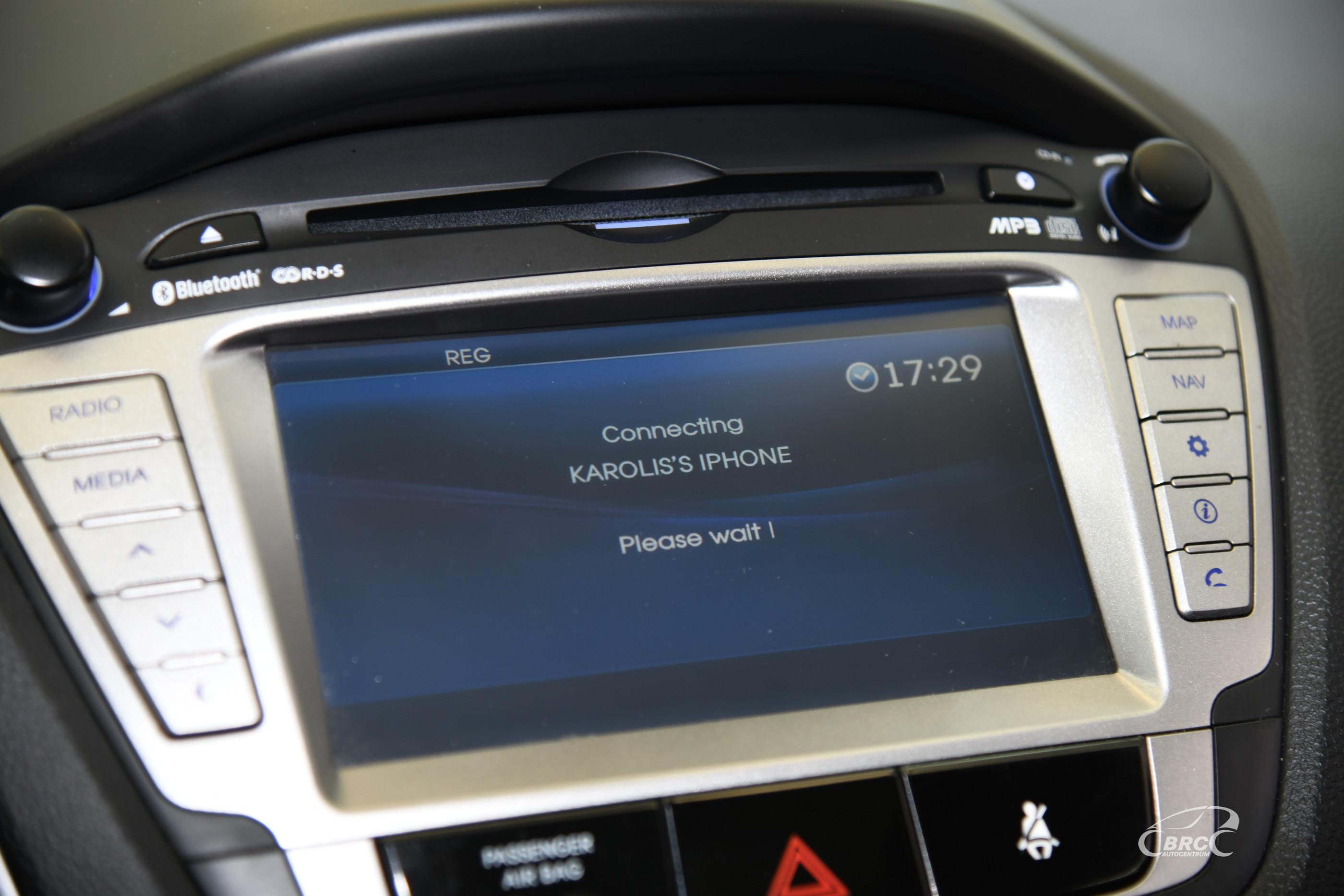 Hyundai ix35 CRDI Automatas