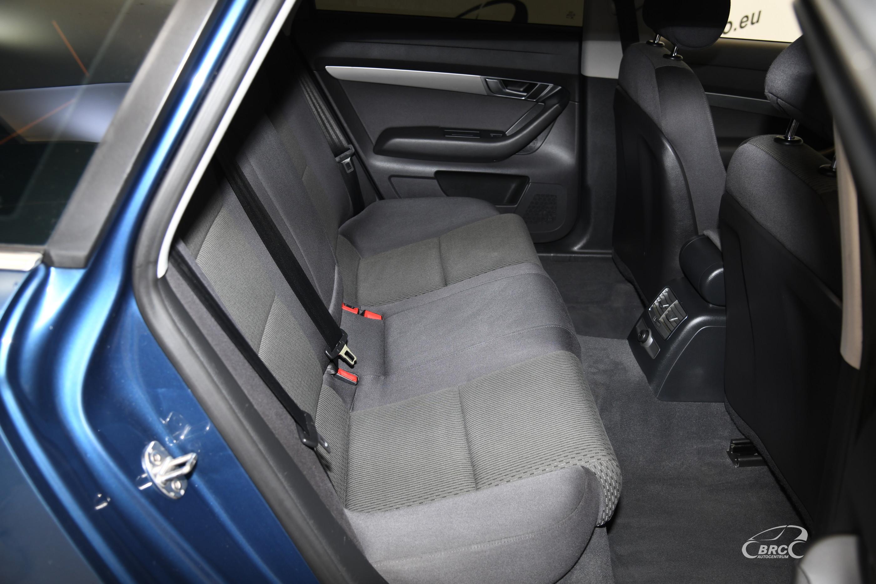 Kelebihan Audi A6 2.7 Tdi Perbandingan Harga
