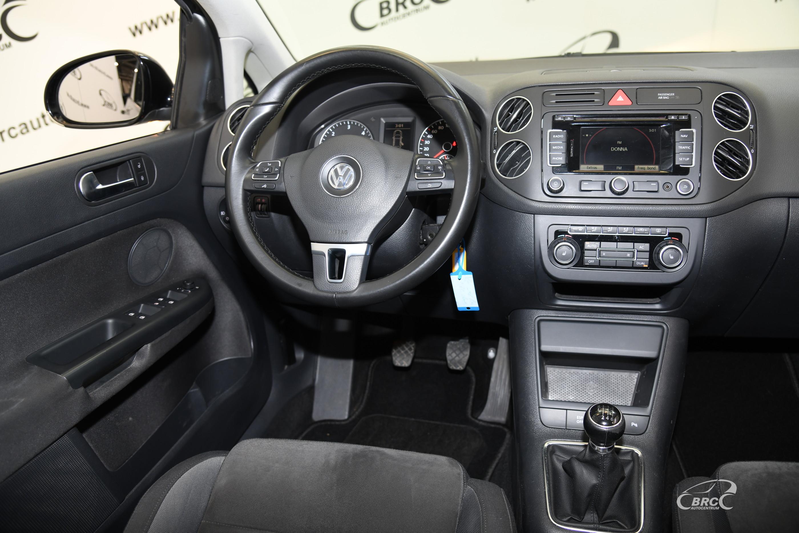 Volkswagen Golf Plus 2.0 TDI