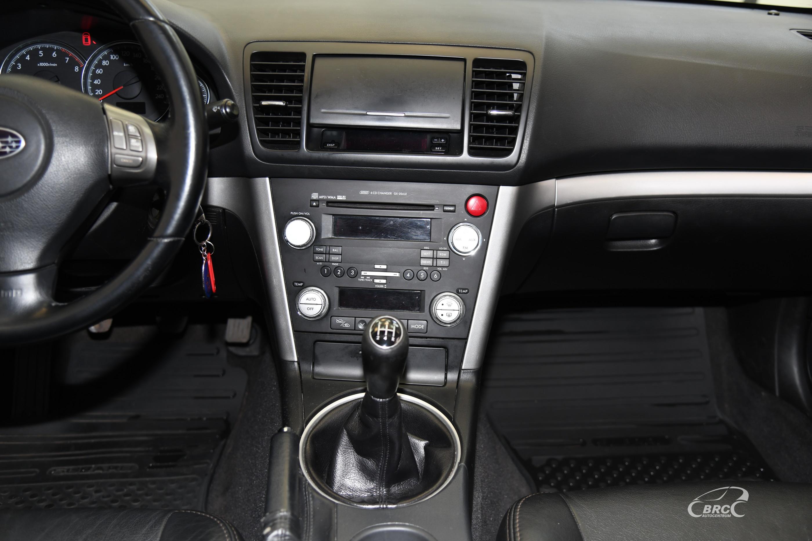 Subaru Legacy 2.5 RC